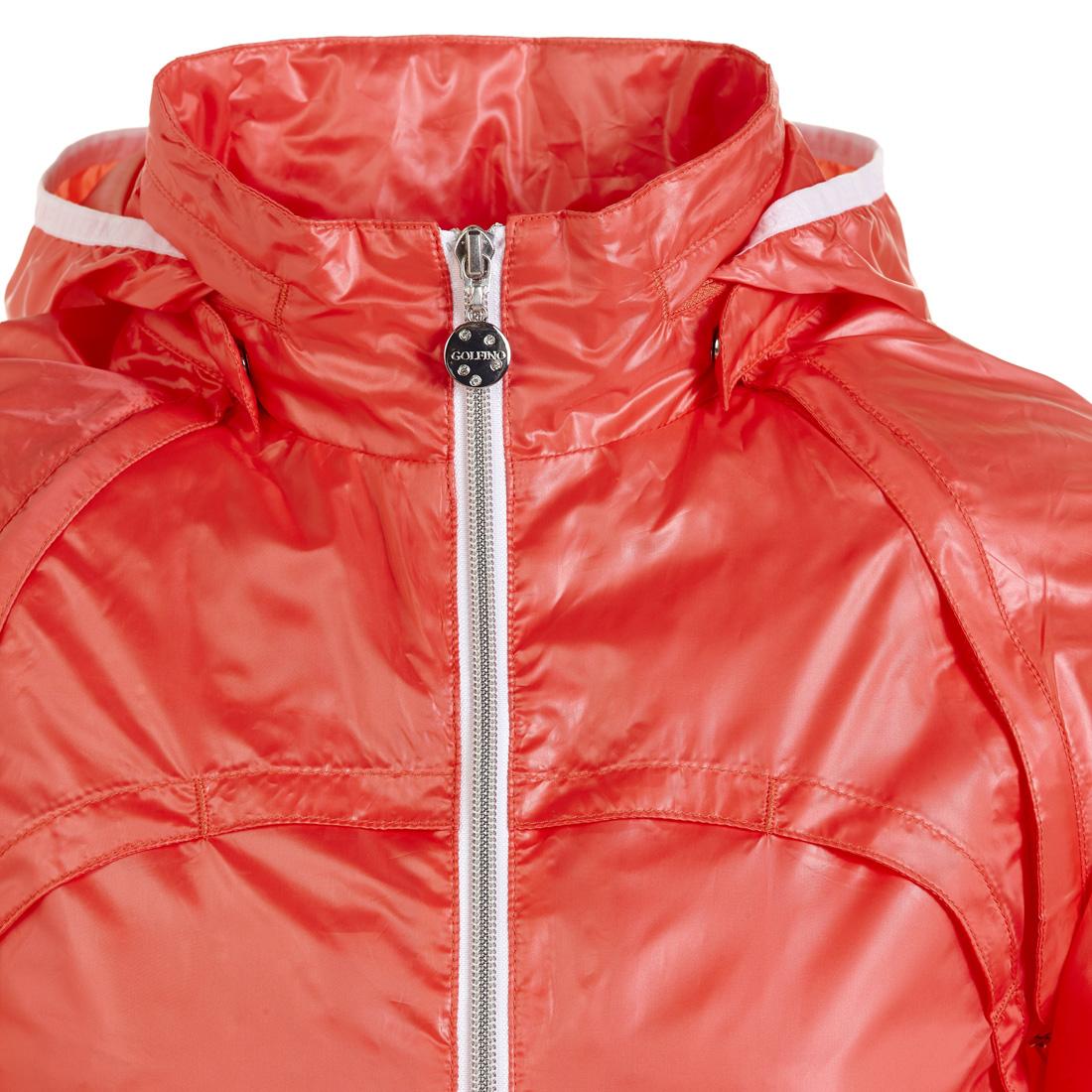 Zwei-in-einem: Super leichte Mikro Jacke/Weste
