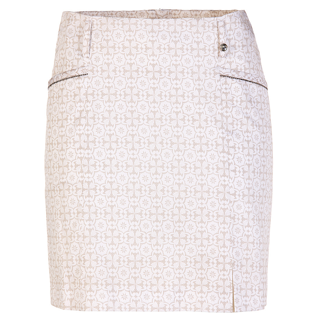 Bedruckter Stretch Skort