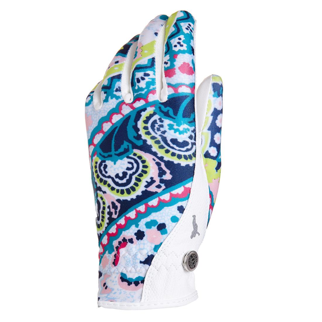 Paisley Golf Handschuh