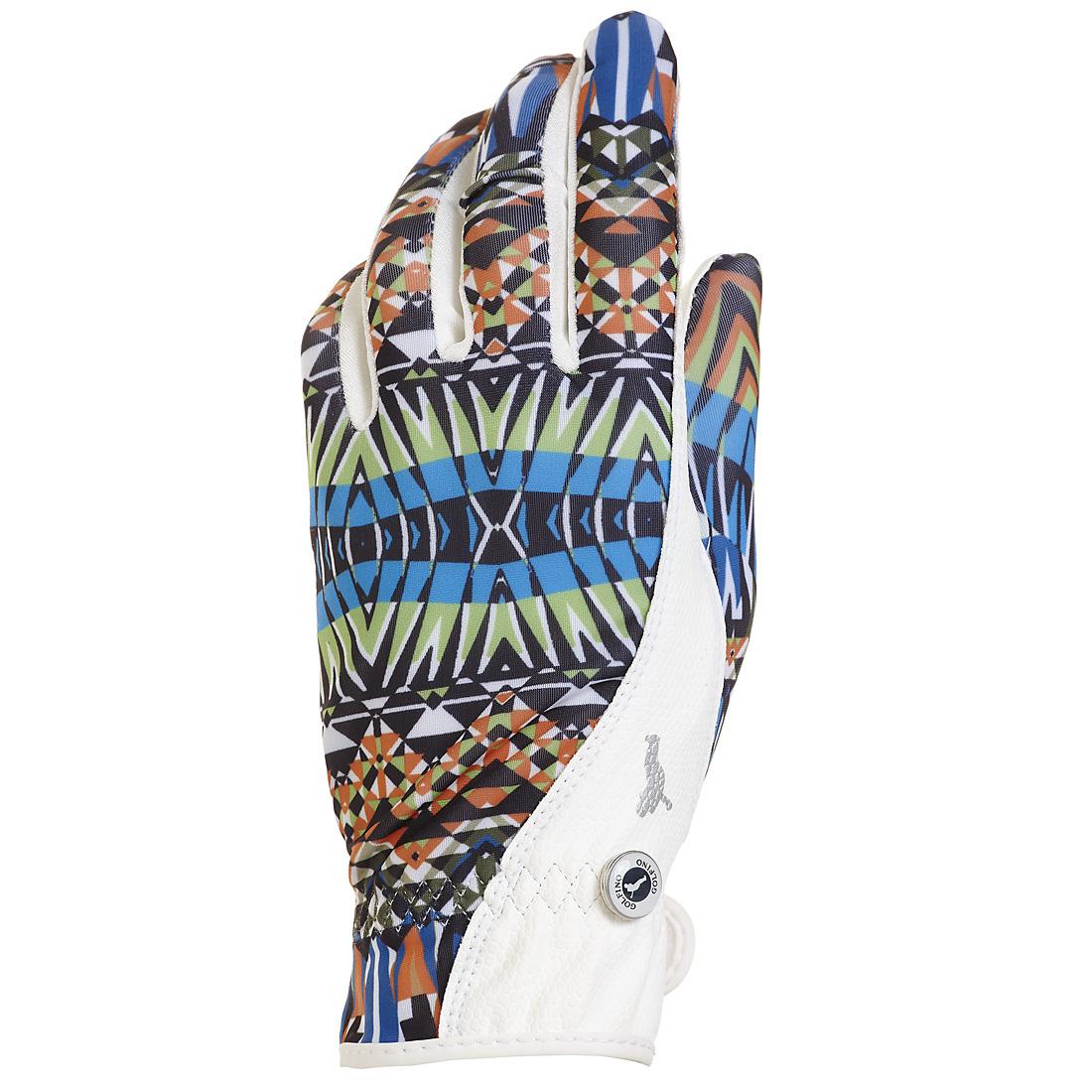 Bedruckter Golf Handschuh