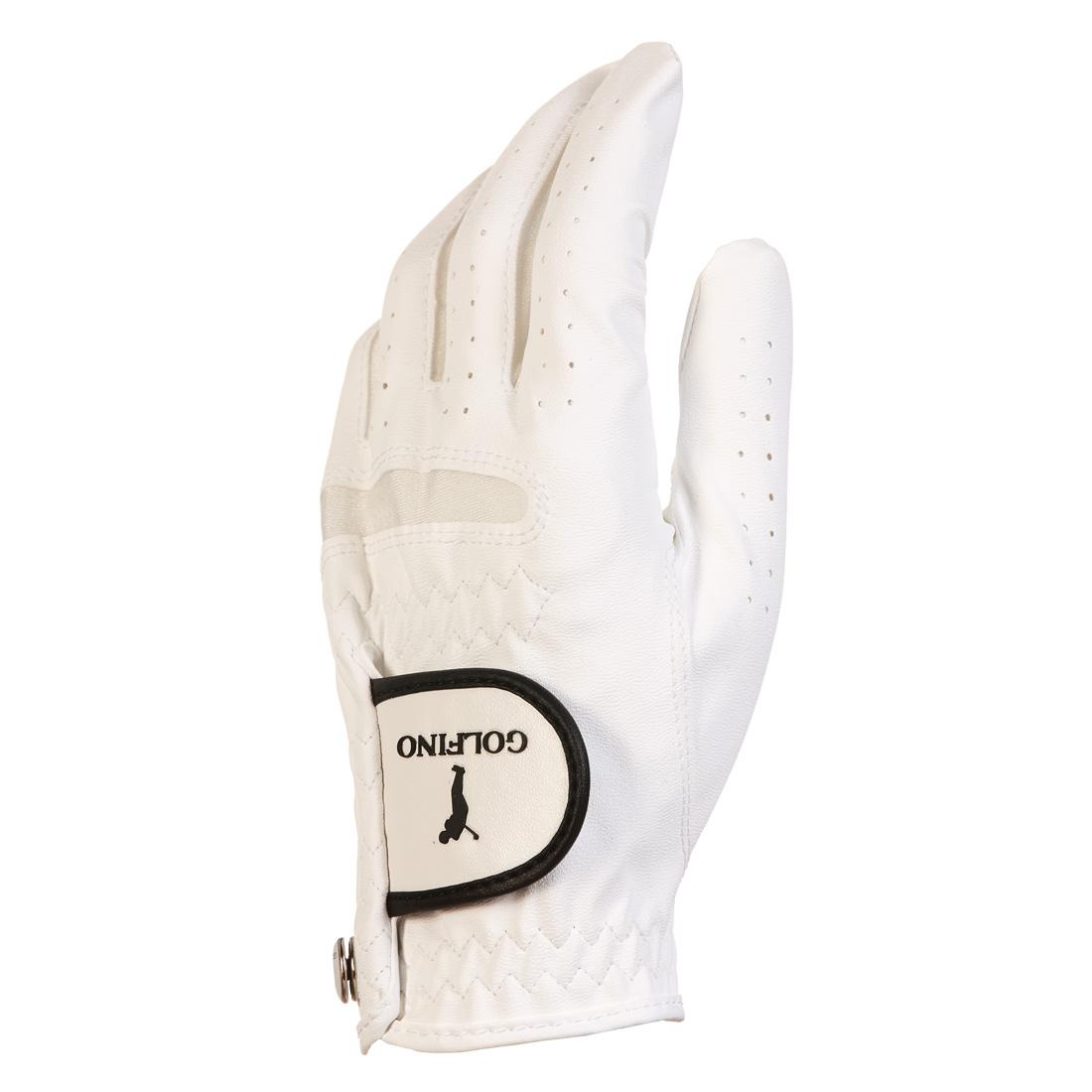 Leder Golf Handschuh