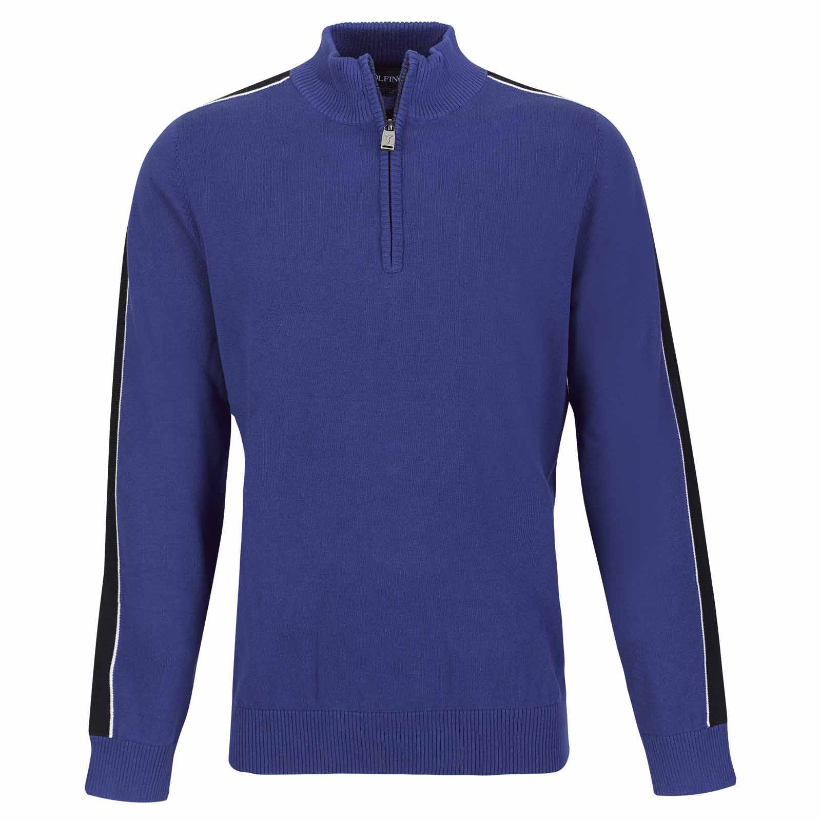 Herren Strickpullover aus super weicher Baumwolle in Regular Fit
