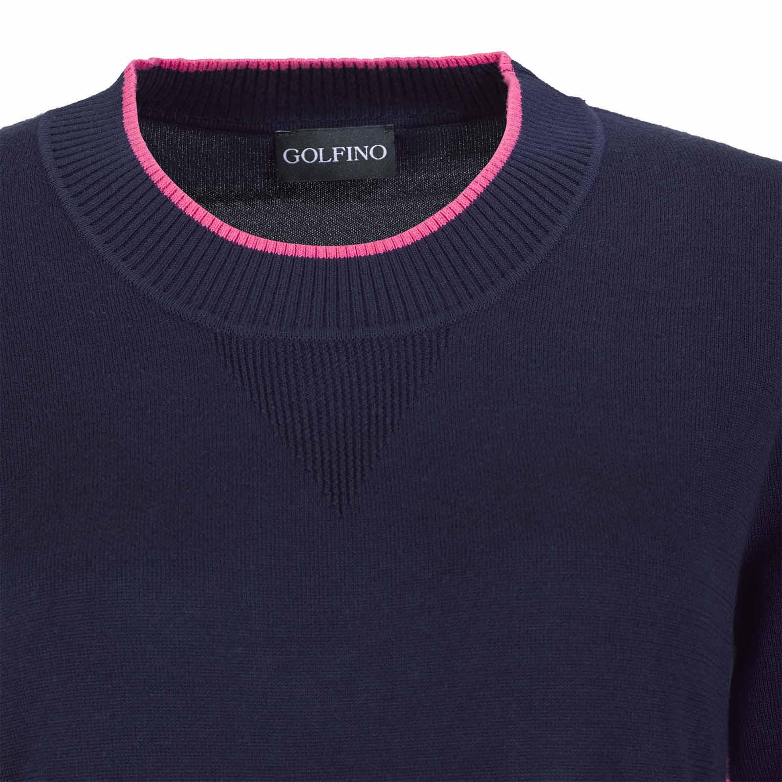 Damen Strickpullover aus besonders weicher Pima Baumwolle