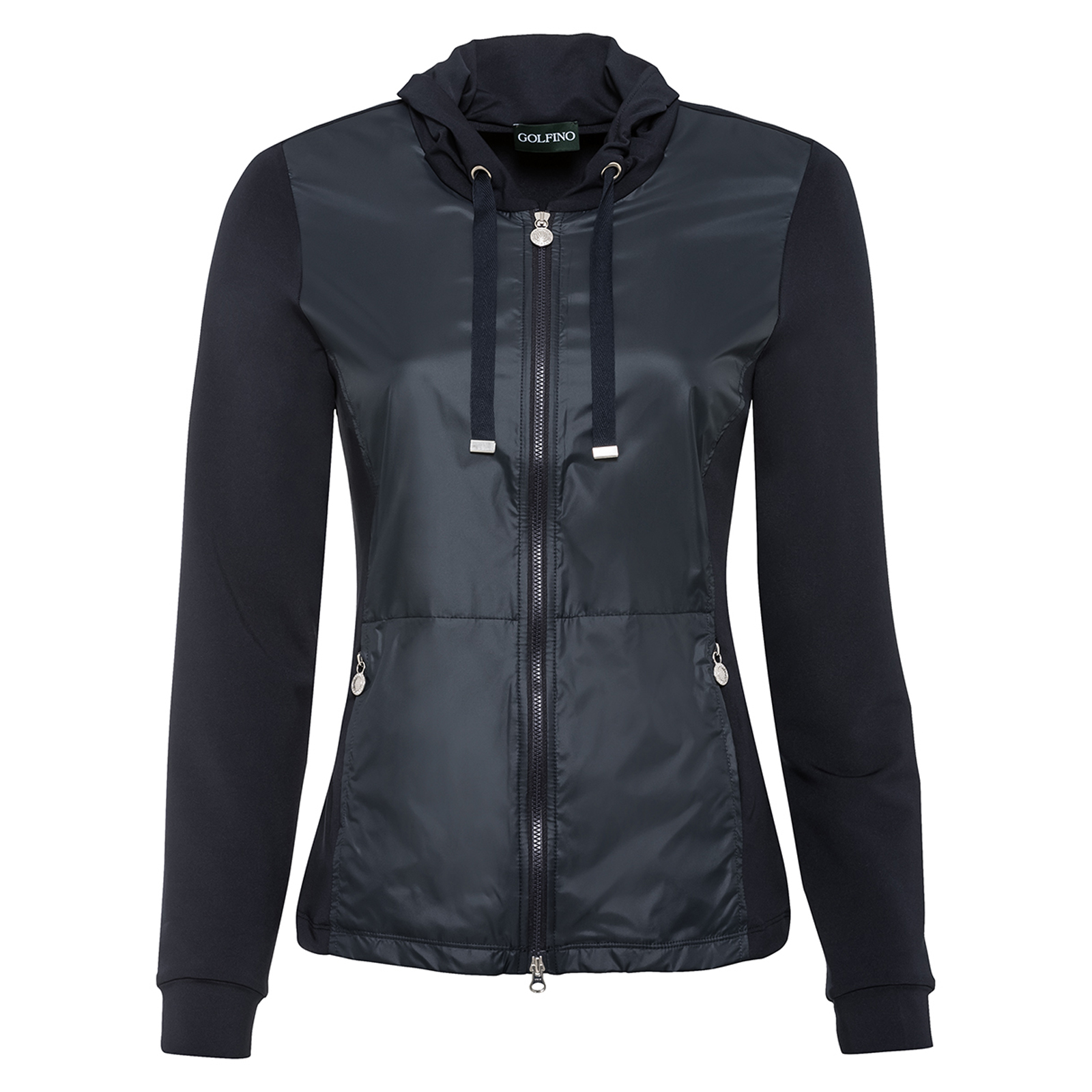 Damen Golfjacke mit Extra Stretch Komfort in Regular Fit