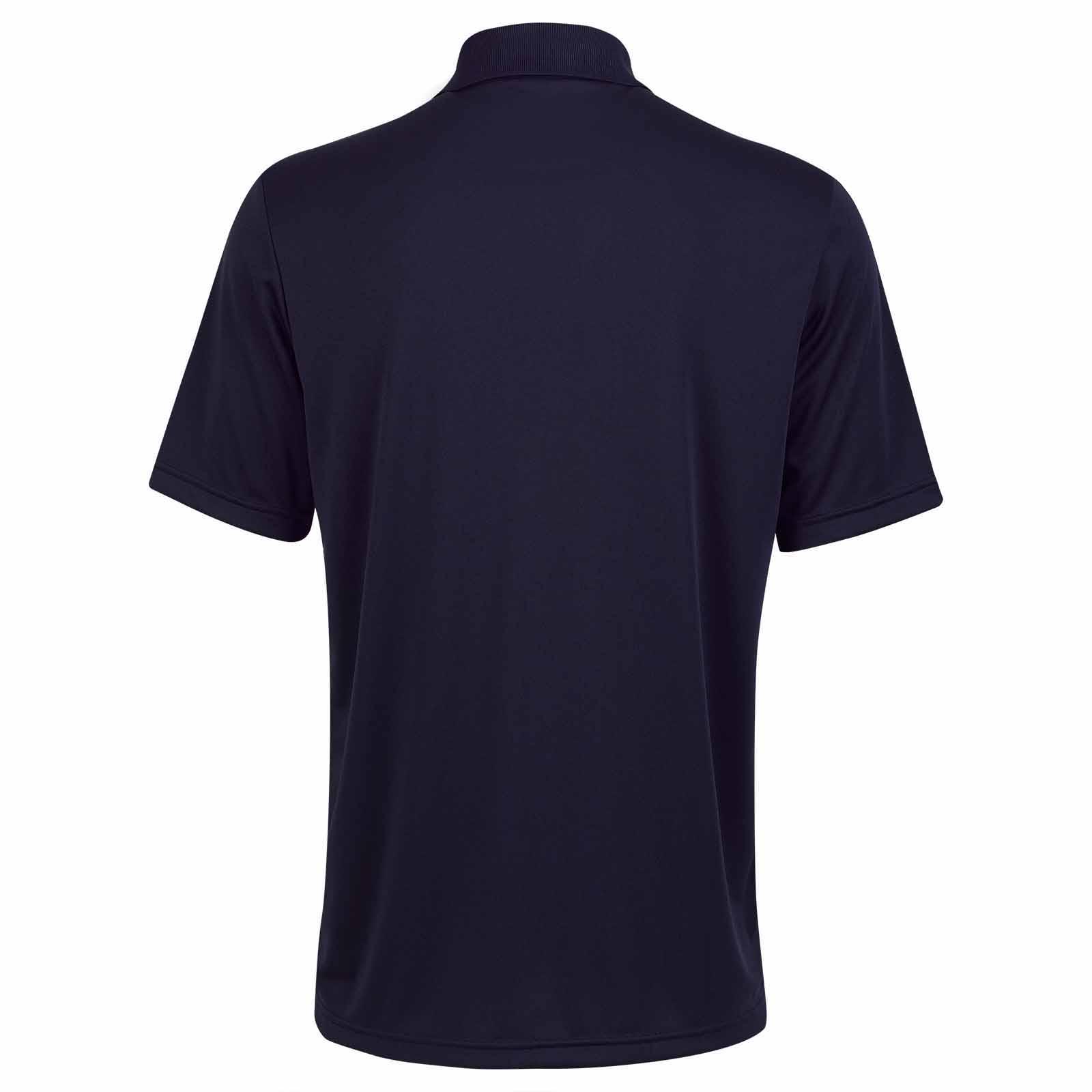 Herren Kurzarm Golfpolo mit Sonnenschutz und antibakteriellen Eigenschaften