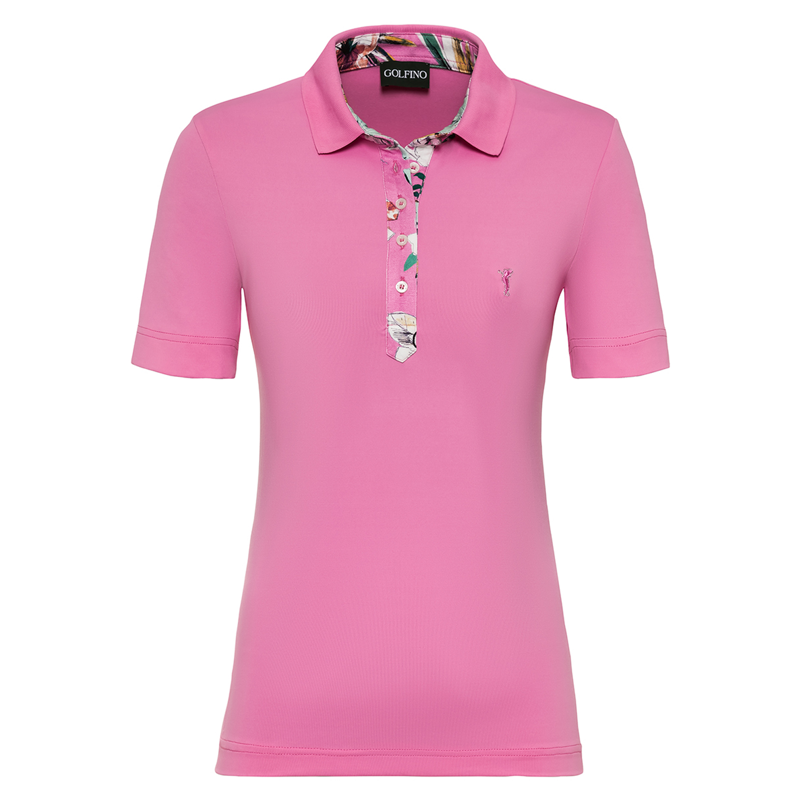 Kurzärmeliges Damen Golf-Polo mit DryComfort-Funktion