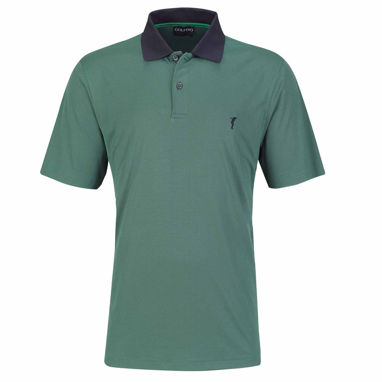 Herren Kurzarm Polo mit schnelltrocknender Funktion in Regular Fit