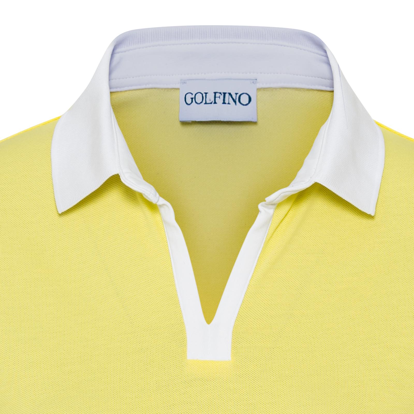 Elastisches Damen Golf Poloshirt