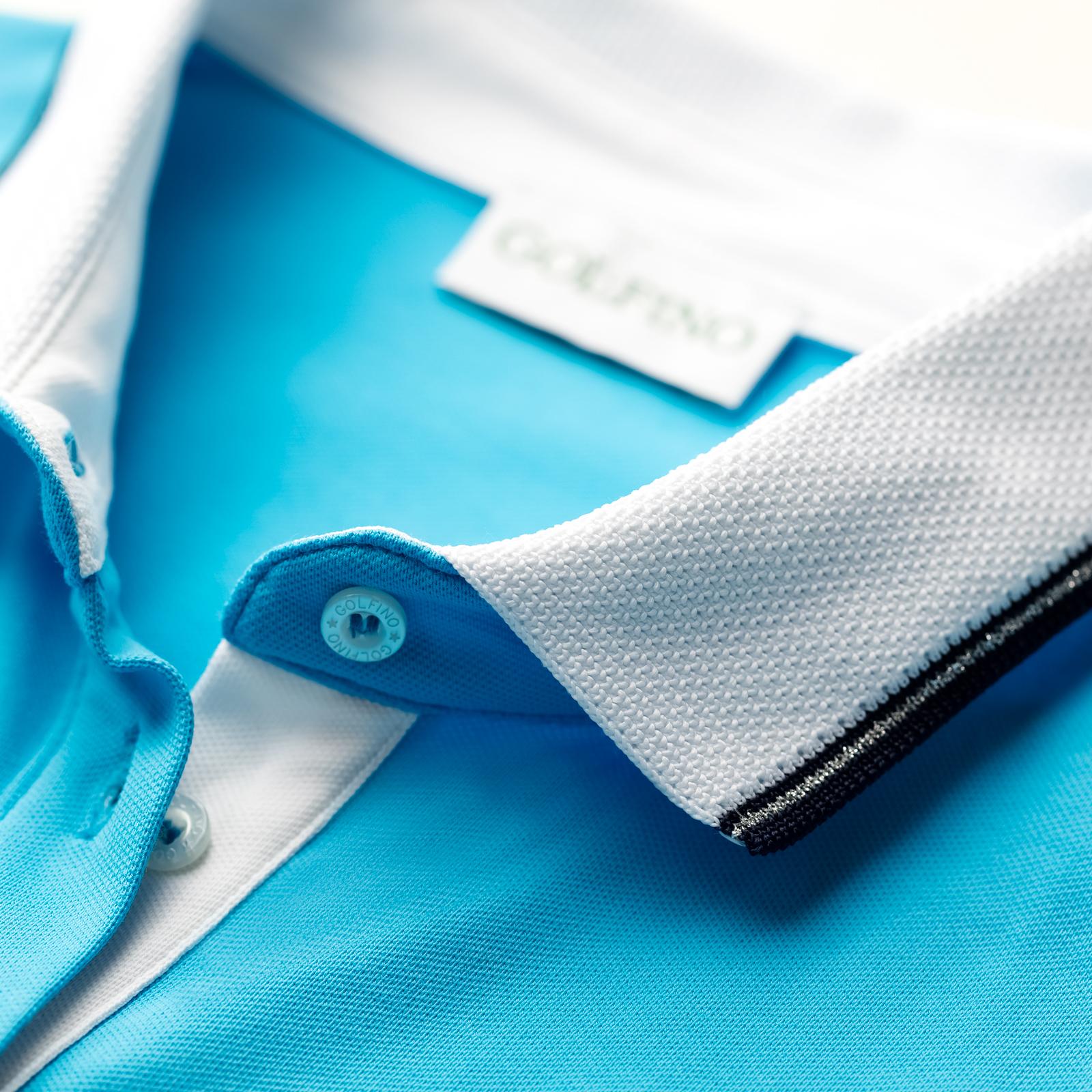 Langärmeliges Damen Golf Polo mit UV-Schutz