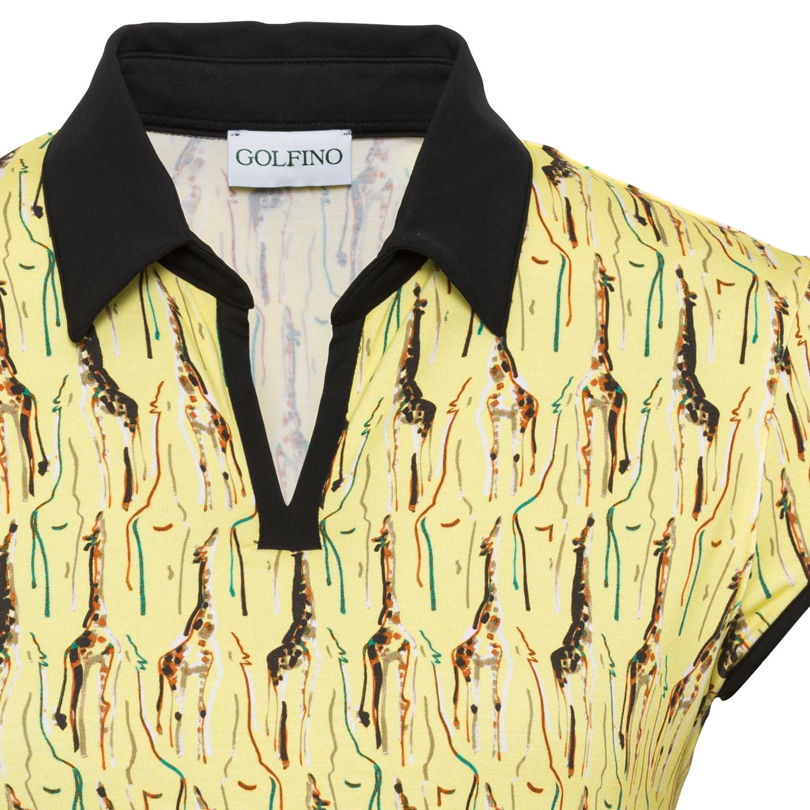 Polohemd für Damen mit Flügelärmeln