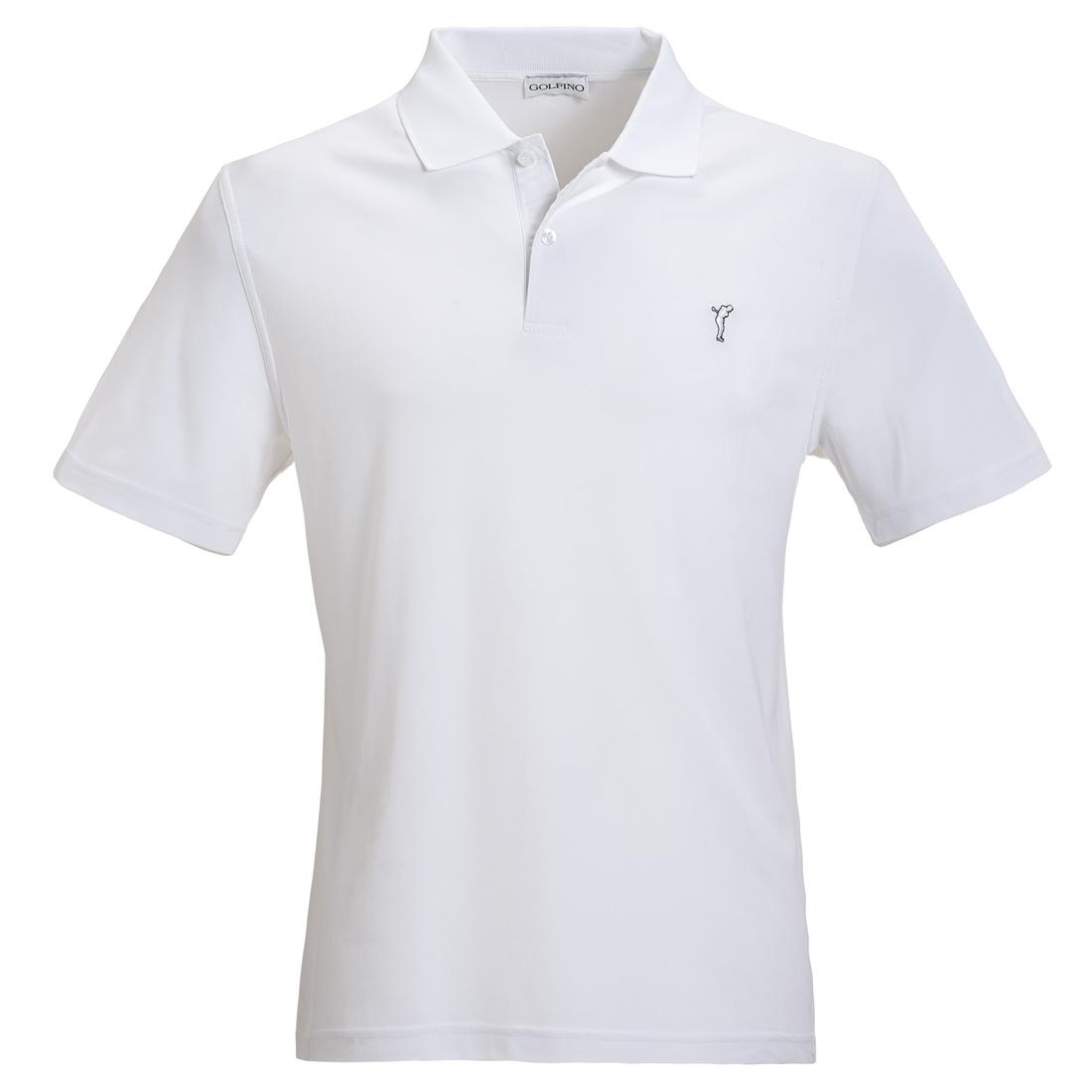 Herren Poloshirt aus feutigkeitsregulierendem Material