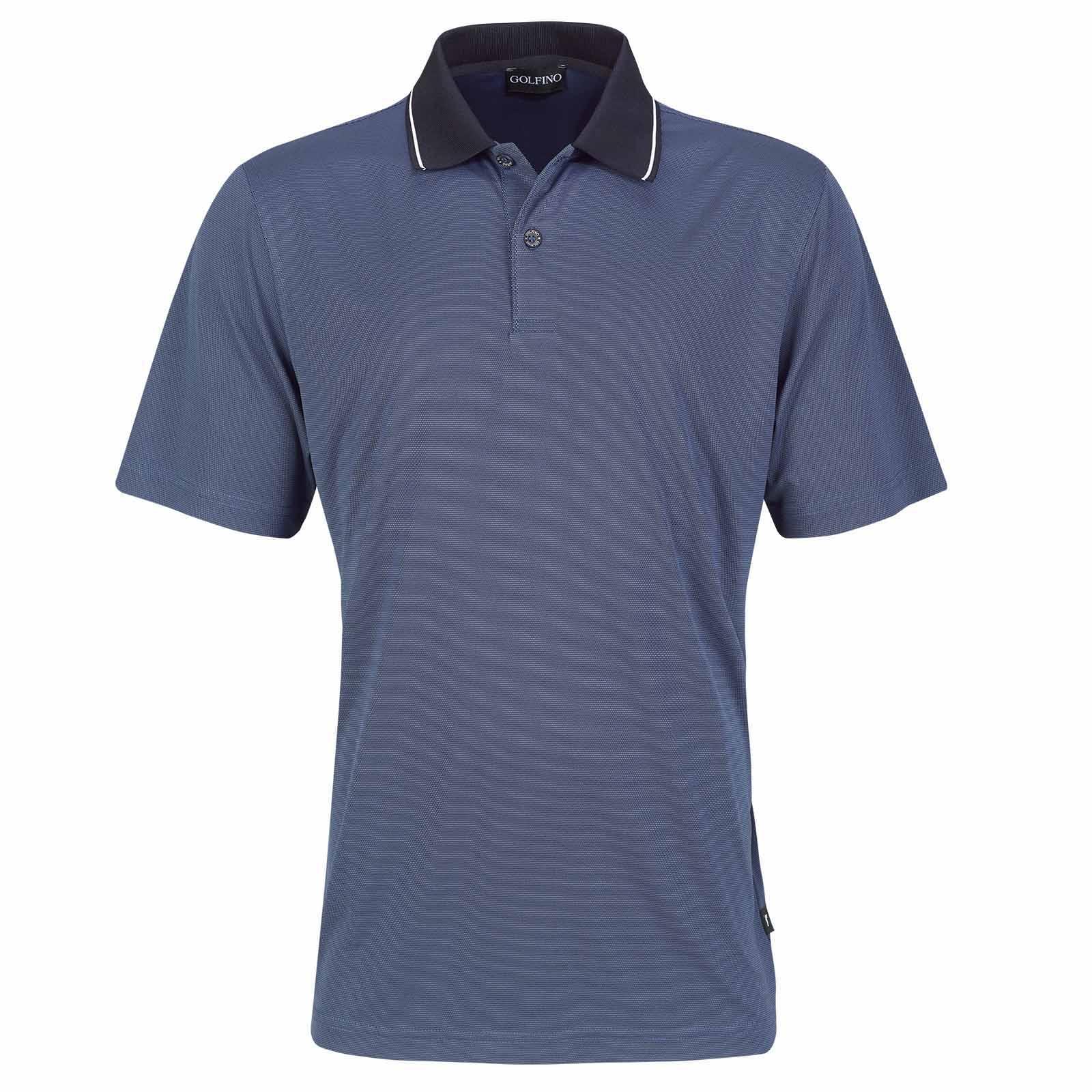 Herren Polo Shirt schnelltrocknend und atmungsaktiv in Regular Fit