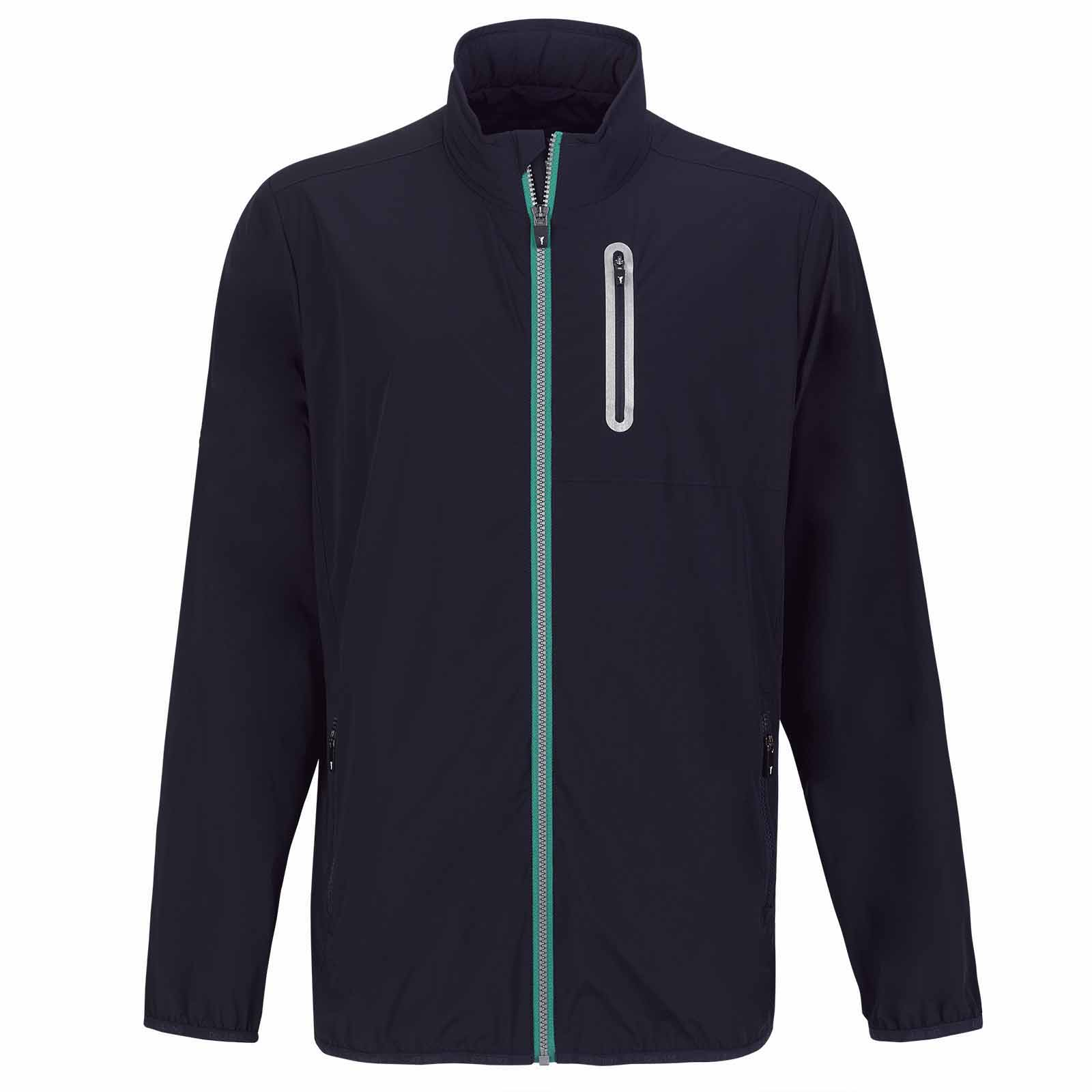 Herren Golfjacke mit Stretch Komfort in Pro-Look und Comfortable Fit