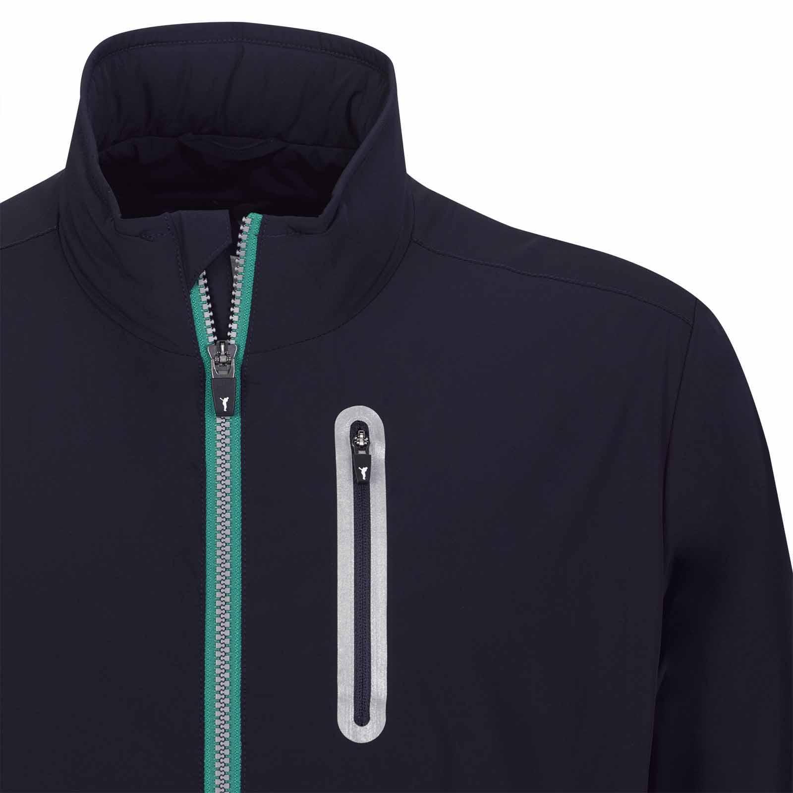 Herren Golfjacke mit Stretch Komfort in Pro-Look und Comfortable Fit