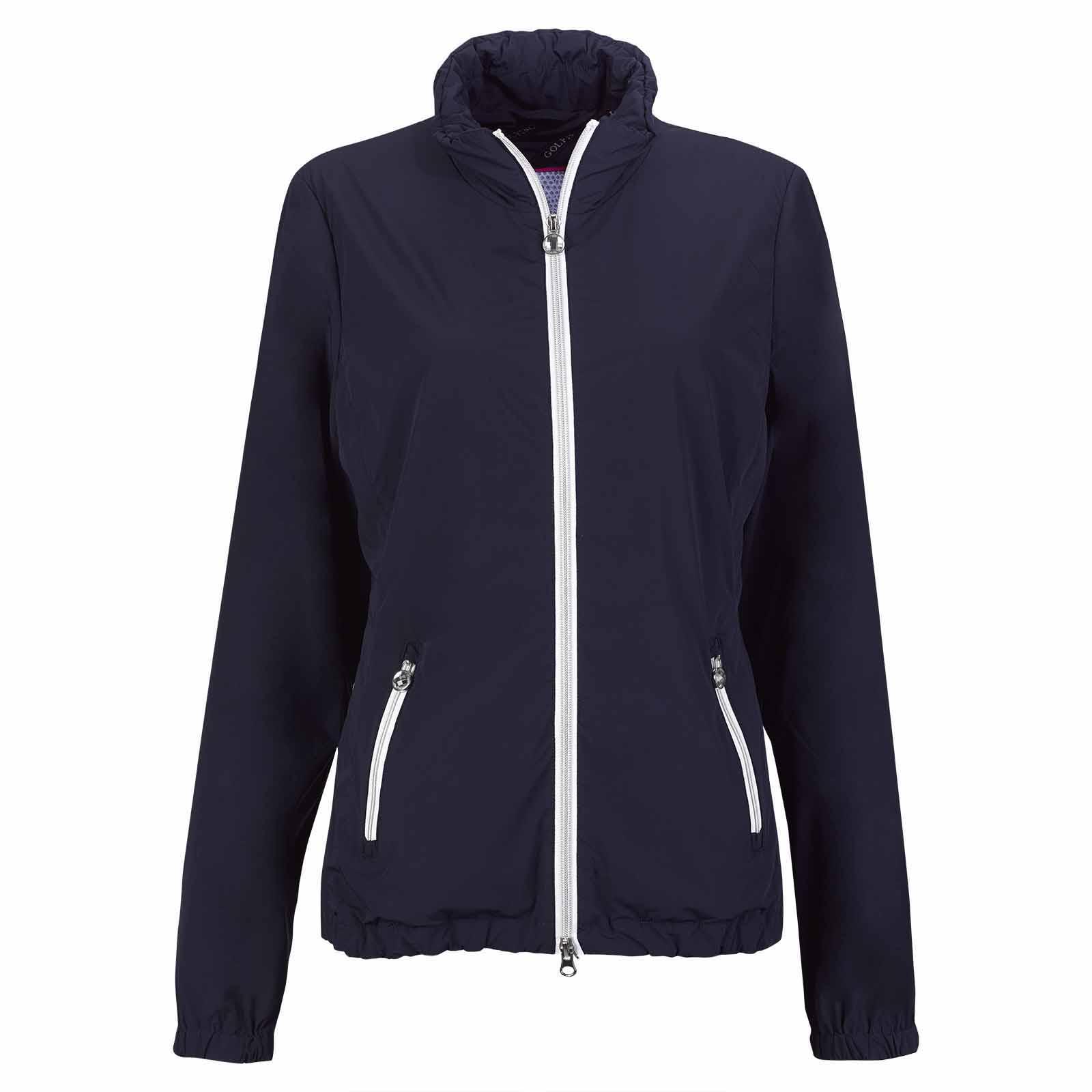 Damen Golfjacke mit Extra Stretch Komfort und leichtem Spielgefühl