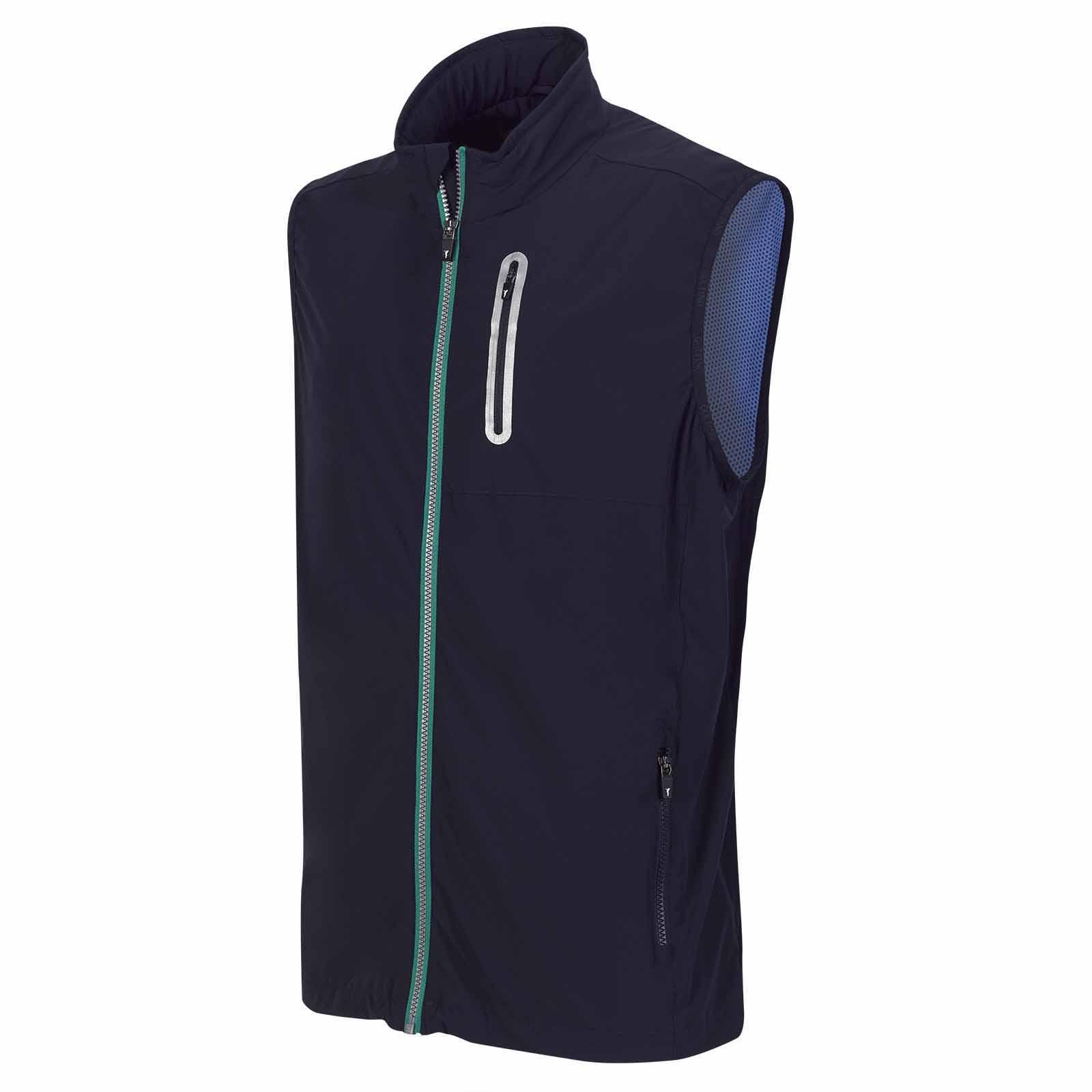 Herren Golfweste mit Extra Stretch Komfort im Pro-Look
