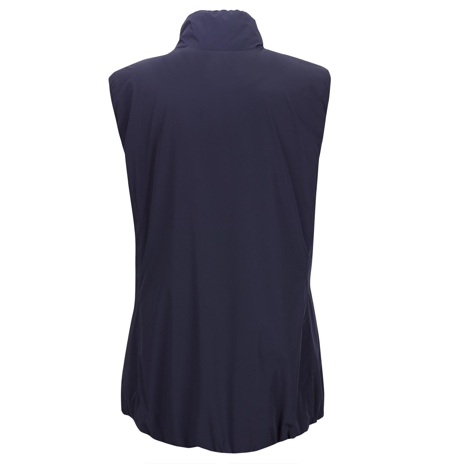 Damen Golfweste aus elastischem Stretch-Material mit Mesh-Futter
