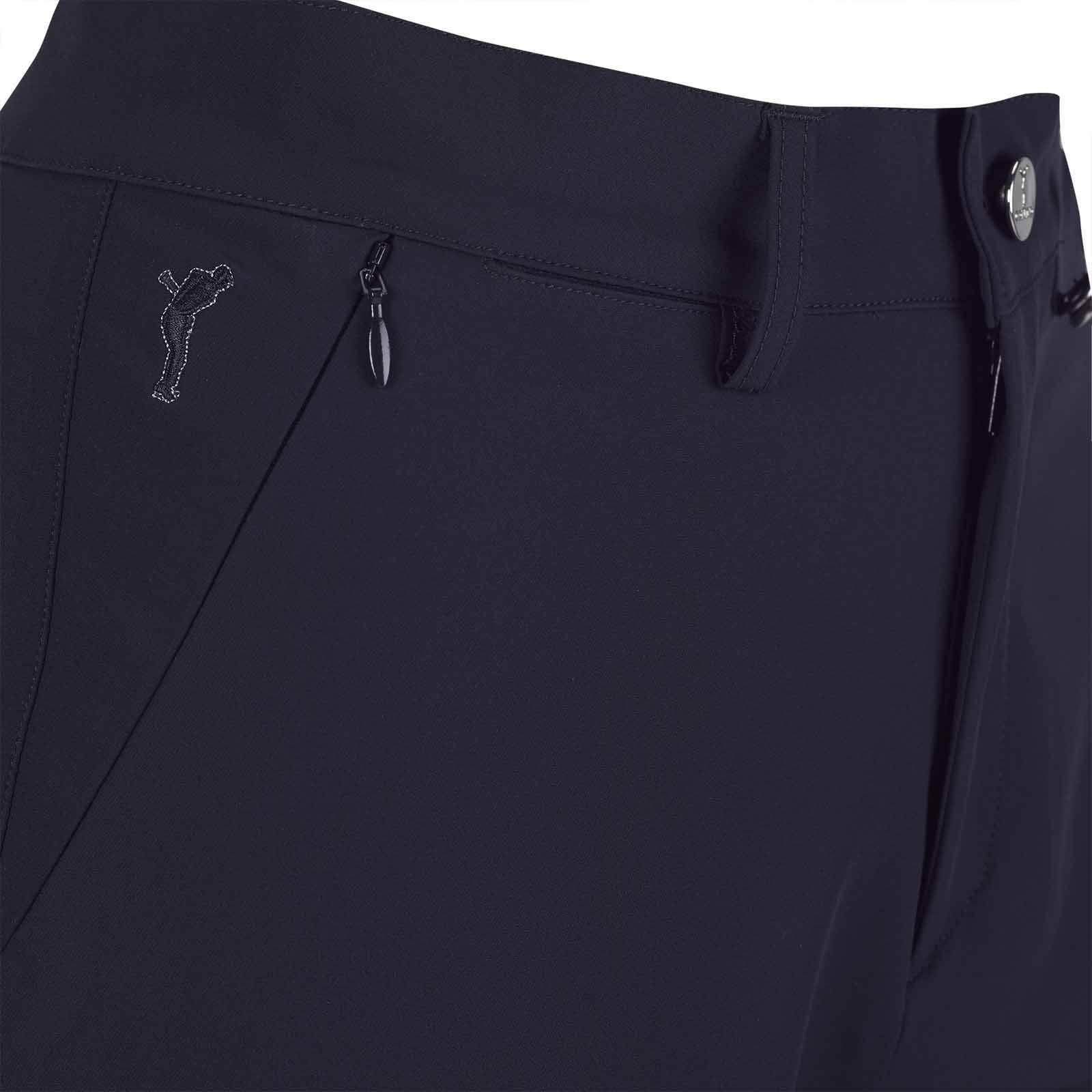 Damen 7/8-Golfhose schnelltrocknend aus leichtem Stretch-Material