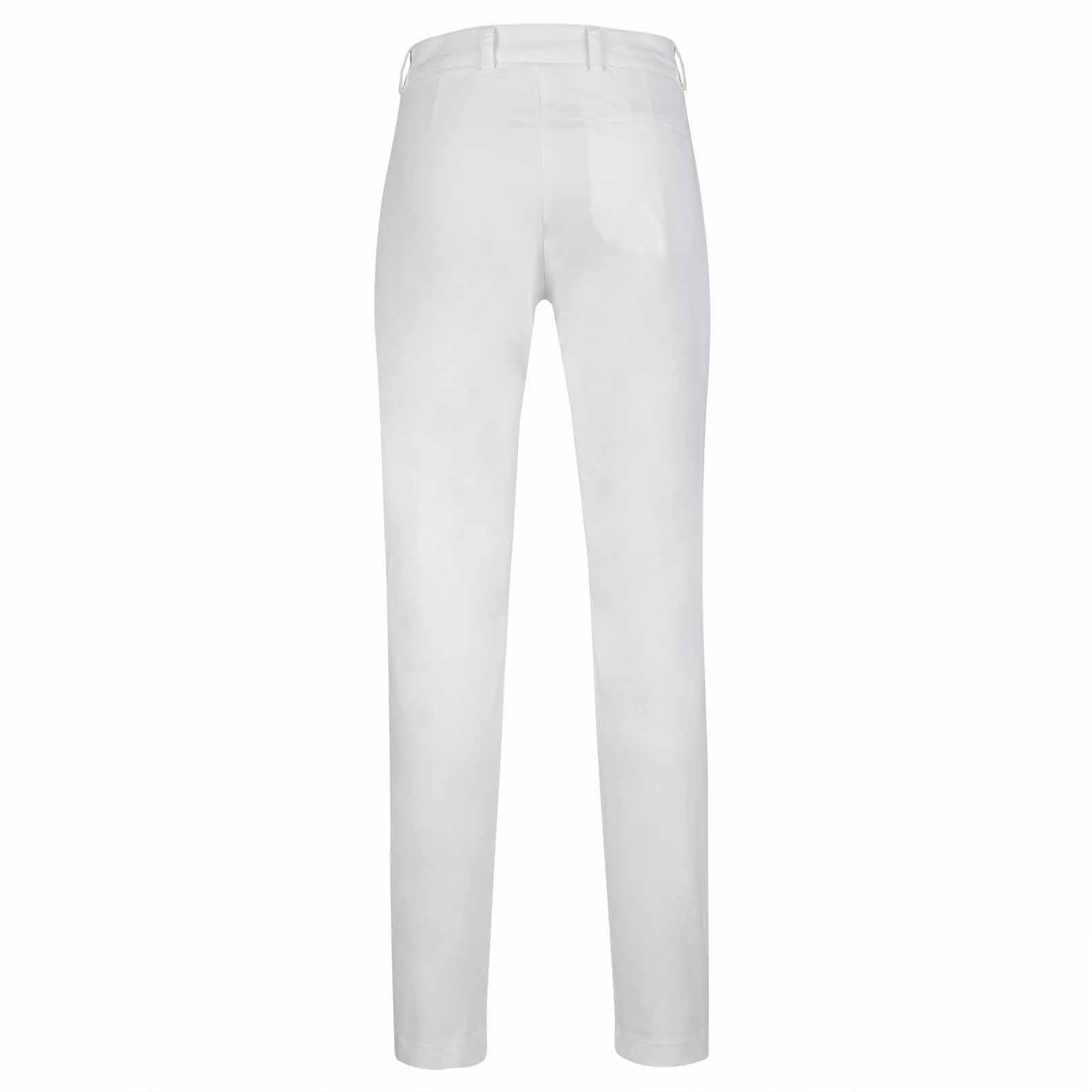 Damen 7/8-Golfhose mit Extra Stretch Komfort aus Baumwoll-Mix in Slim Fit