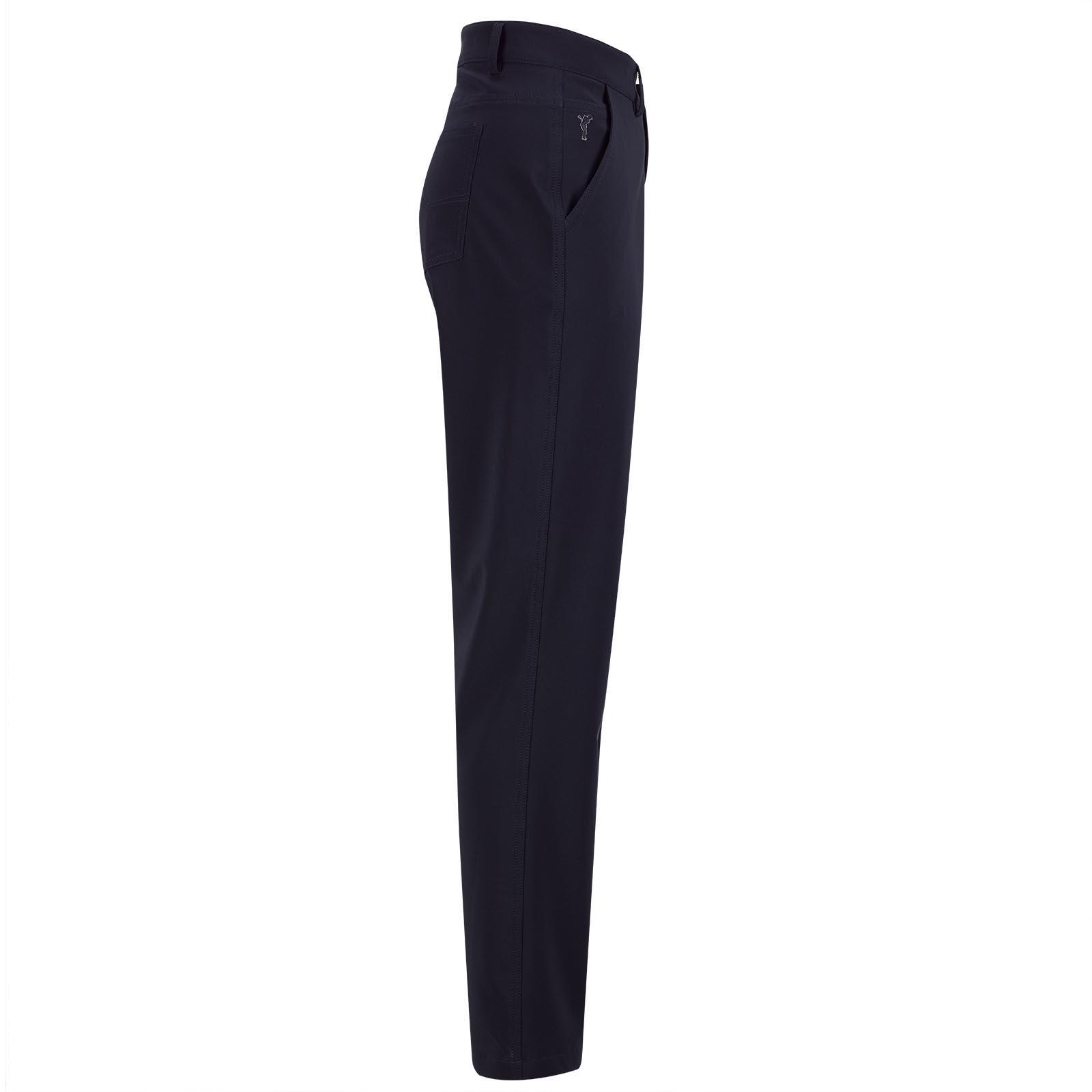 Damen 7/8-Golfhose aus wasserabweisendem Stretch-Material
