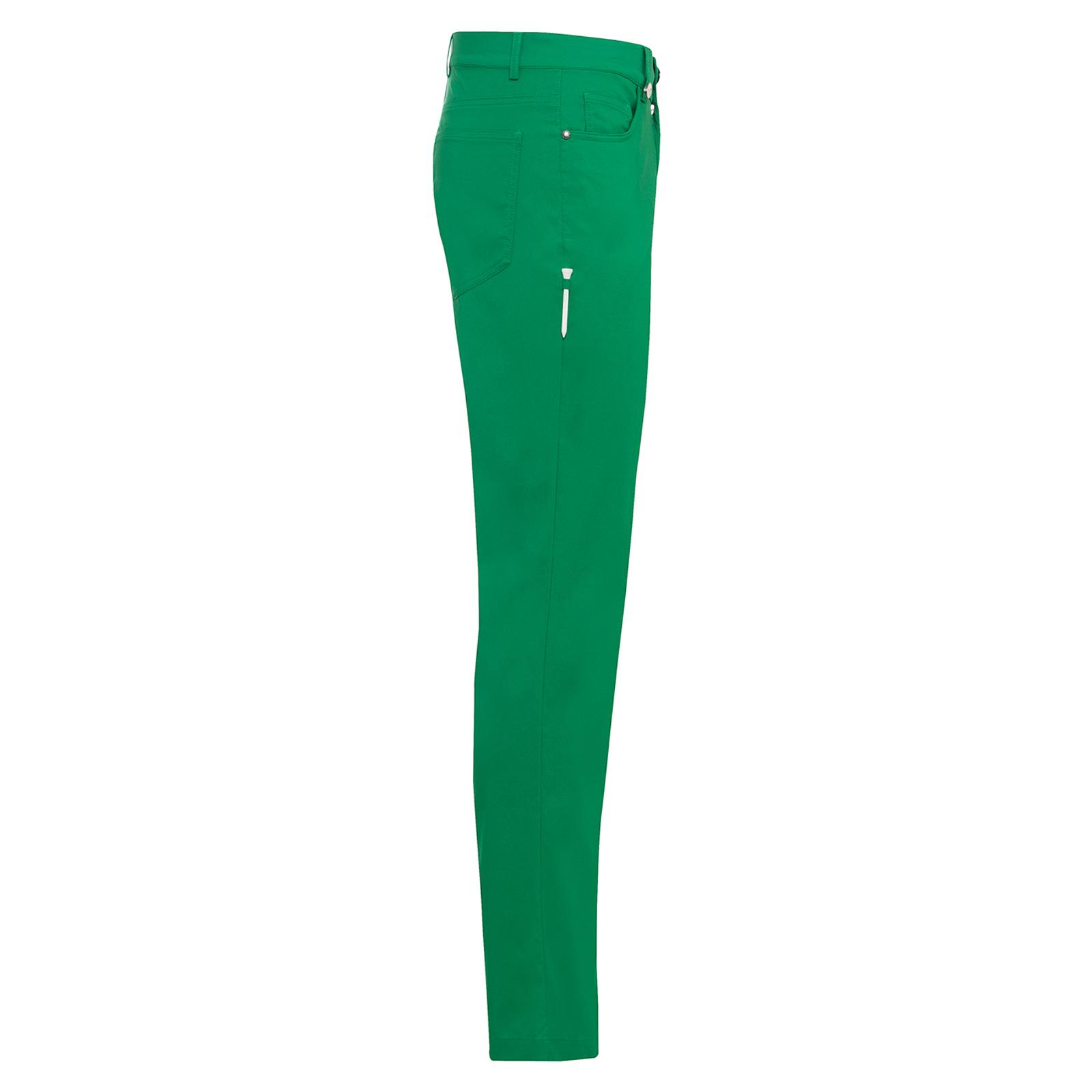 Herren Golfhose aus Stretch-Material mit Sonnenschutz-Funktion