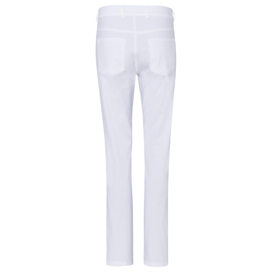 Damen 7/8-Hose im 5-Pocket-Stil aus Stretch-Material mit Sonnenschutz-Funktion