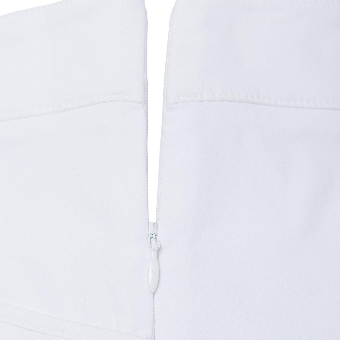 Damen Skort aus Stretch-Material mit Sonnenschutz-Funktion
