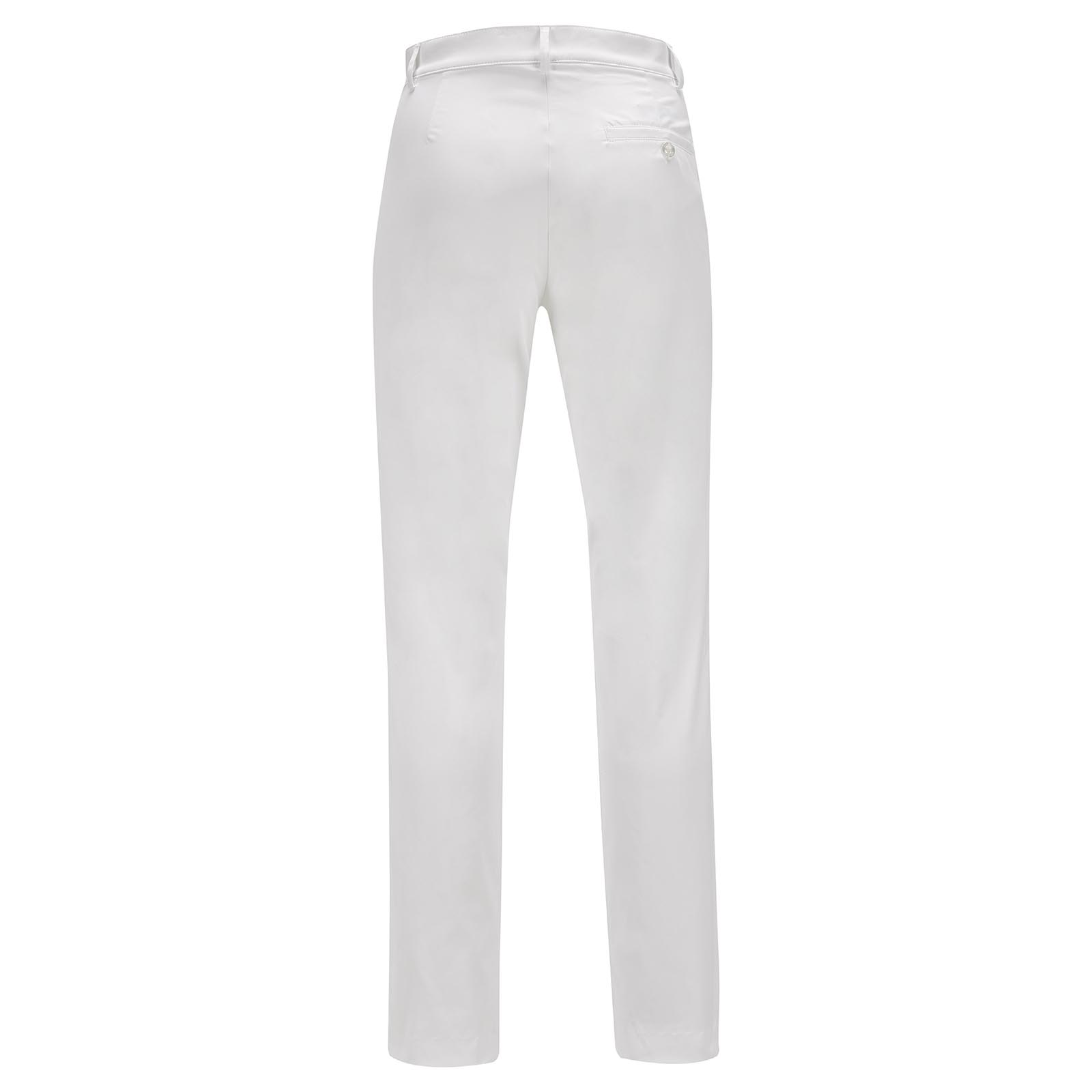Damen 7/8-Hose aus Stretch-Material mit leichtem Glanz und Sonnenschutz