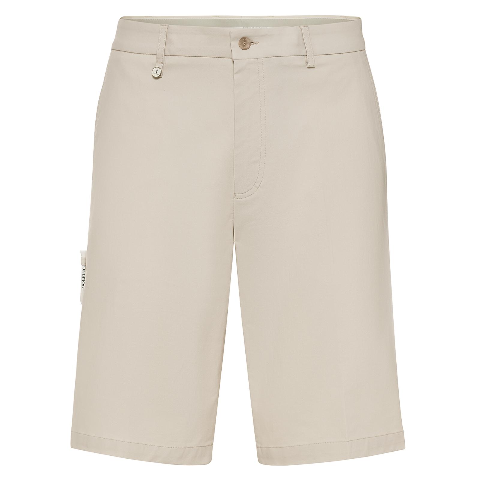 Herren Golf-Bermuda Extra Stretch Komfort mit Sonnenschutz