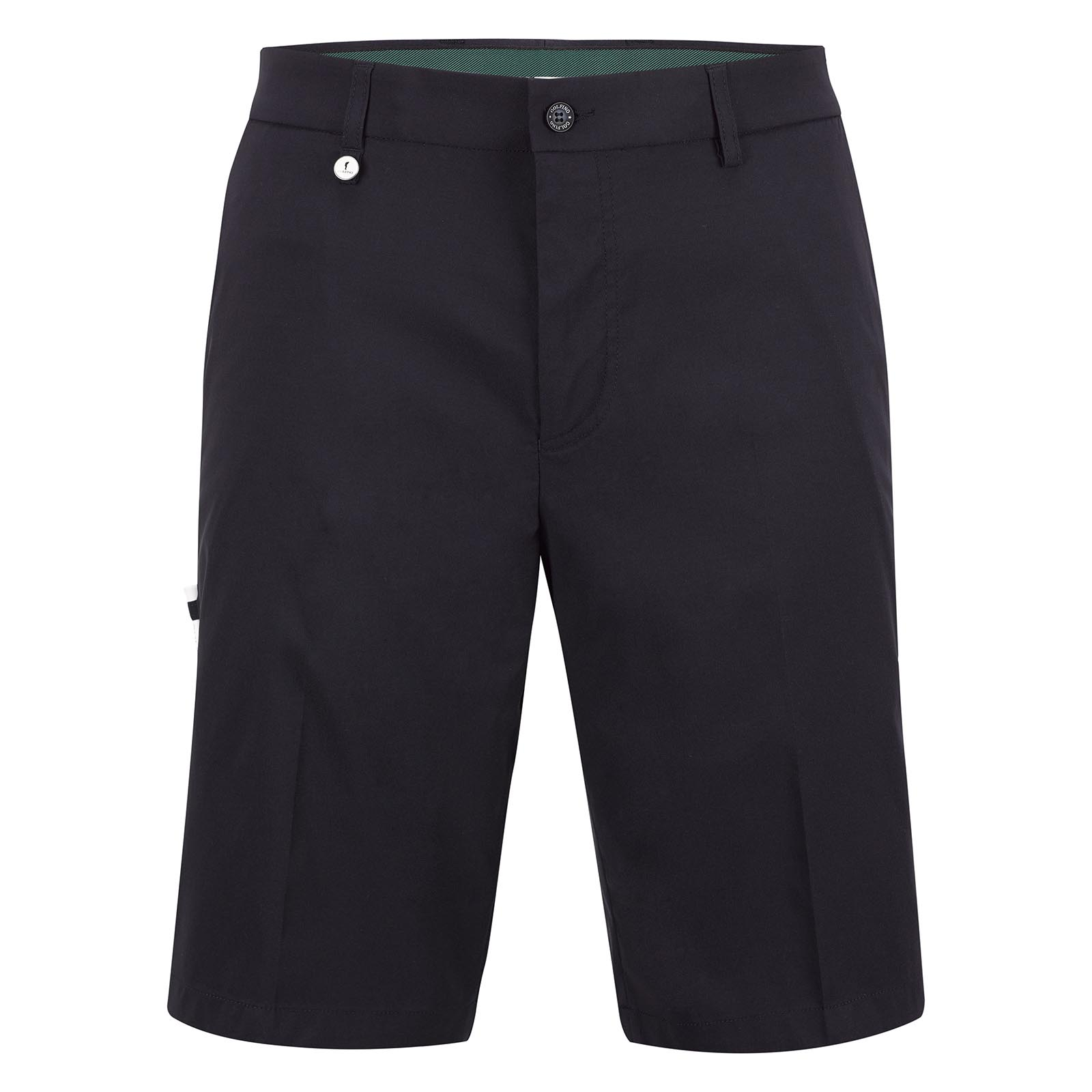 Men's Bermuda shorts with sun protection function, made from stretch material
