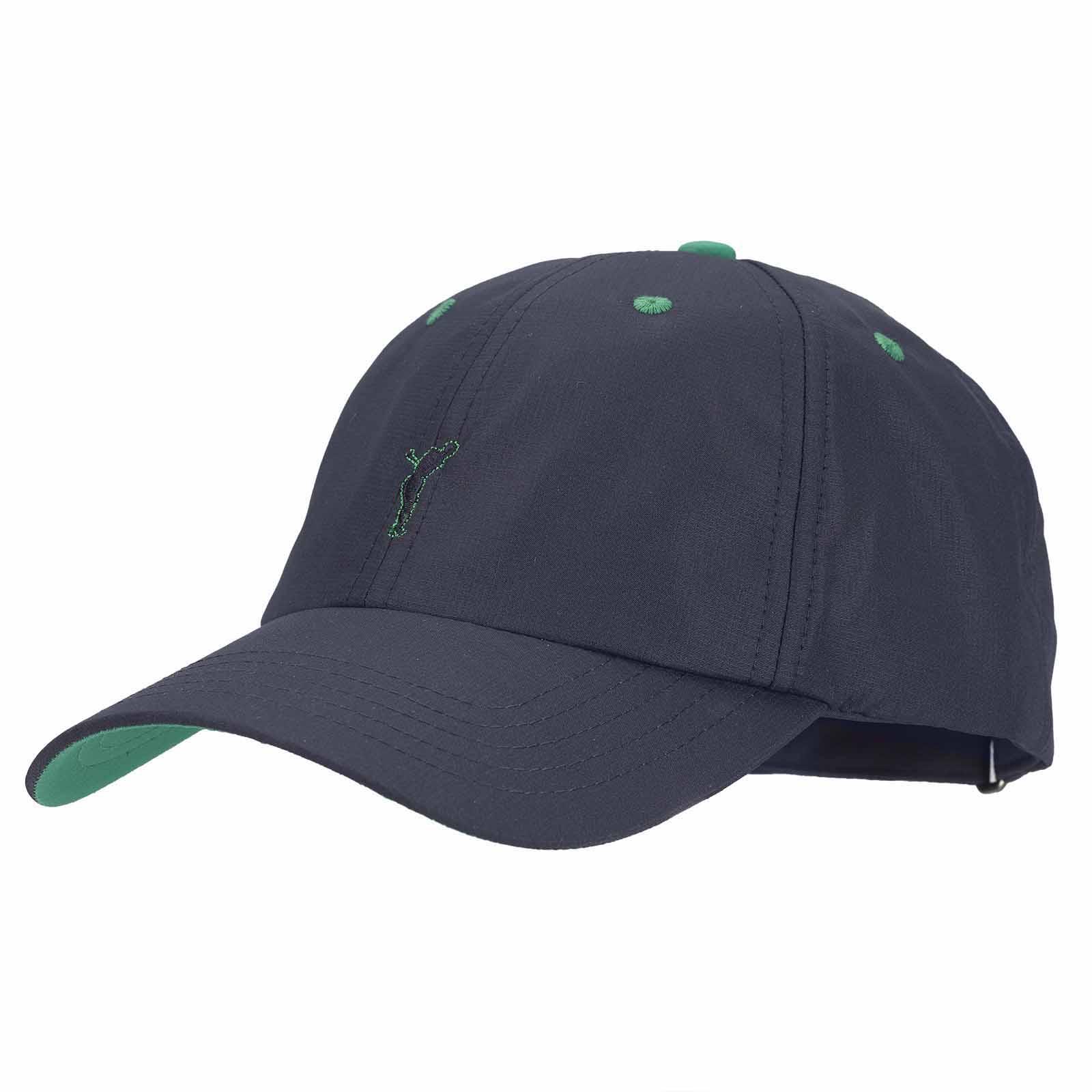 Herren Golfcap aus atmungsaktiver Microfaser