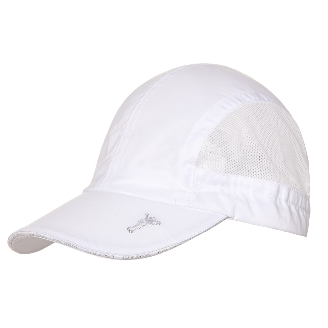 Damen Golfcap mit seitlichen Mesheinsätzen