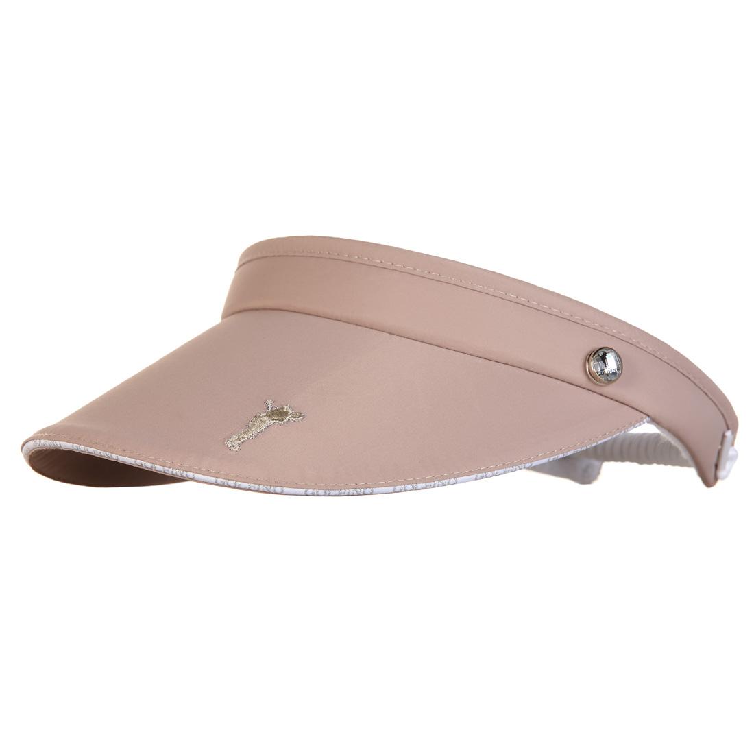 Damen Golf-Visor im verstellbaren Onesize-Modell