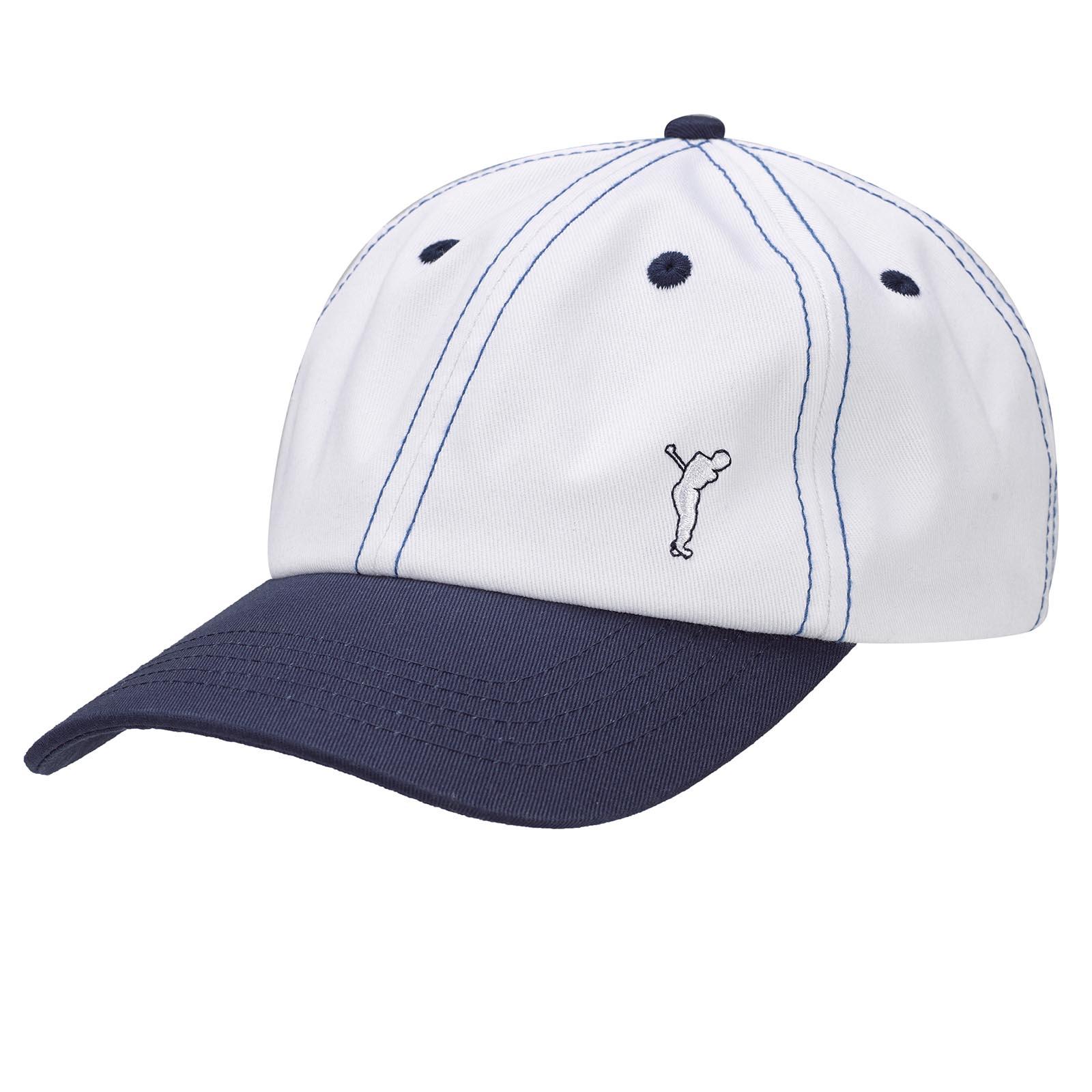 Herren Golfcap mit Tee Holder und Golfino Tees