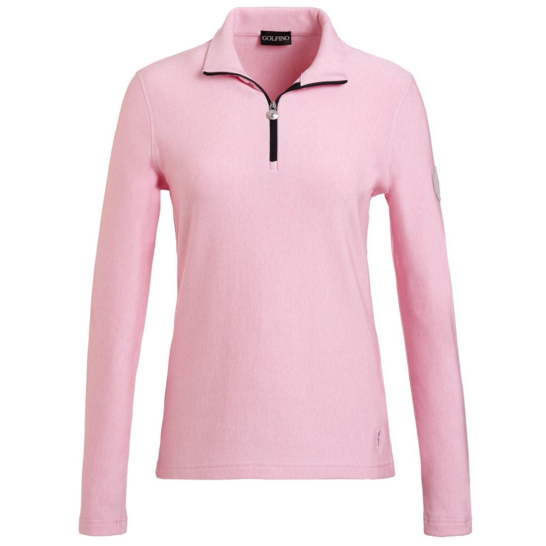 Innovativer Fleece Sweater Pink