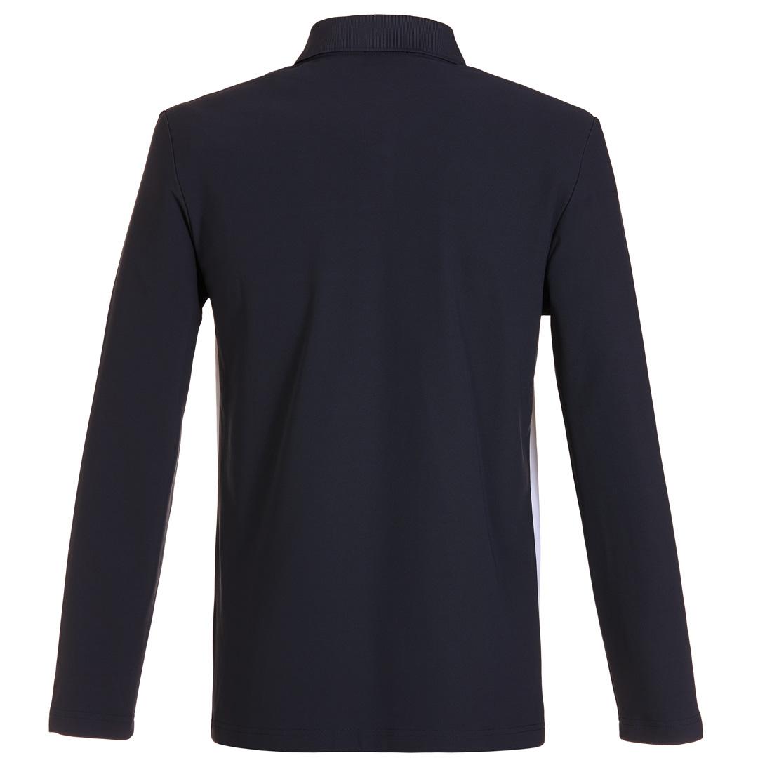 Extra Dry Piqué Poloshirt Grau