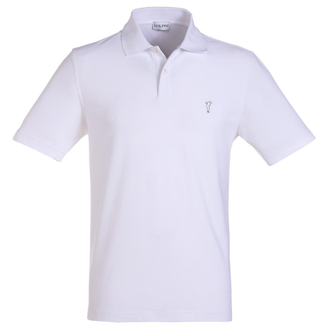 Extra Dry Kurzarm Golf Poloshirt Weiß