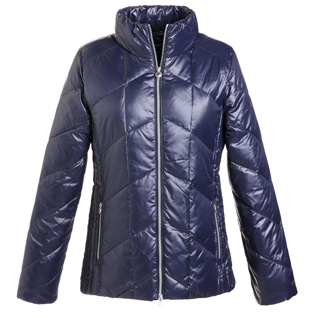 Essentielle Golf Daunen Jacke Blau