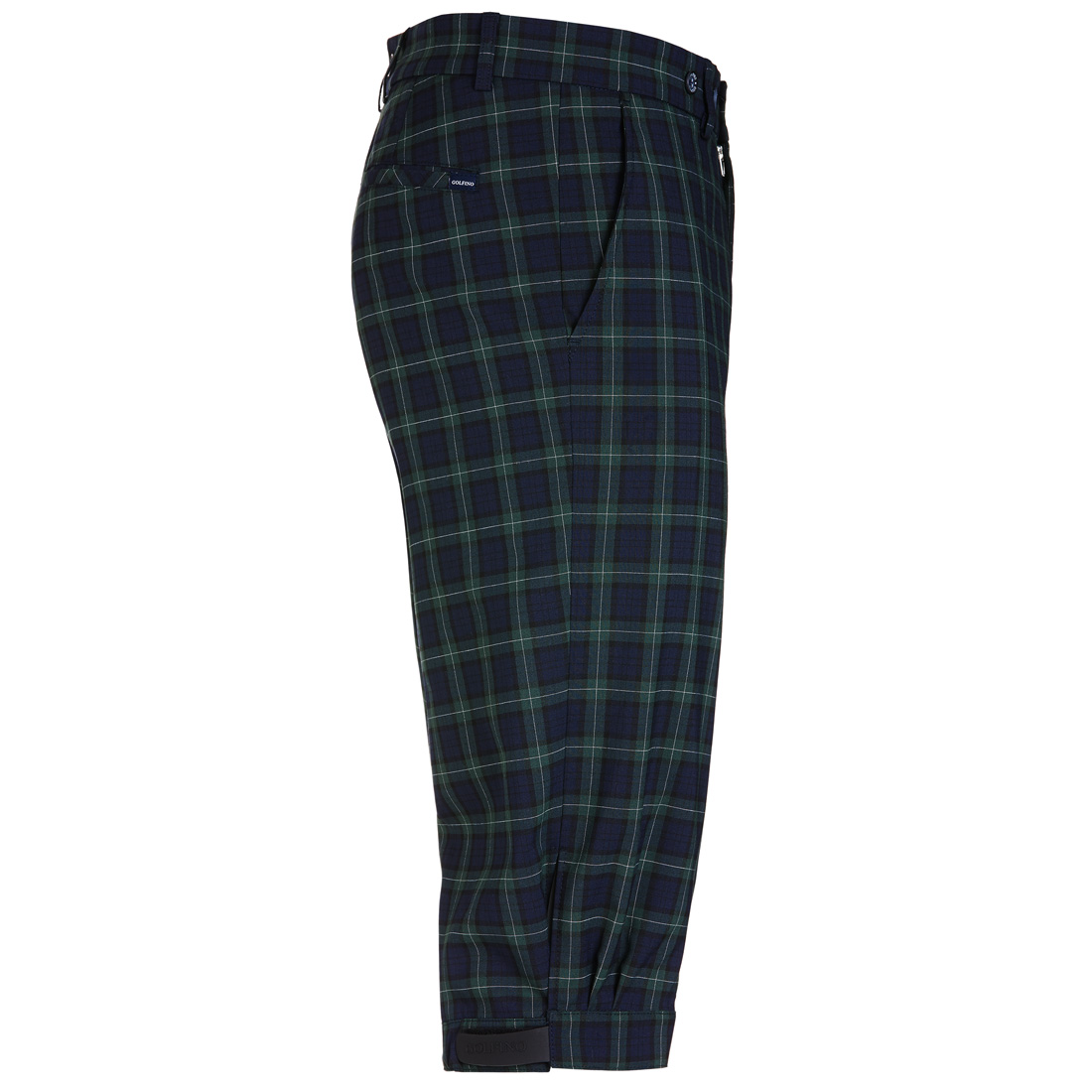 Blackwatch Stretch Knickerbocker Blau