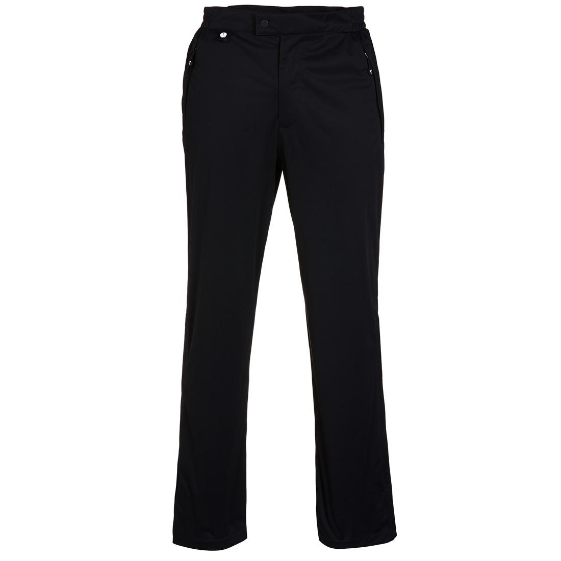 Light waterproof trousers Black