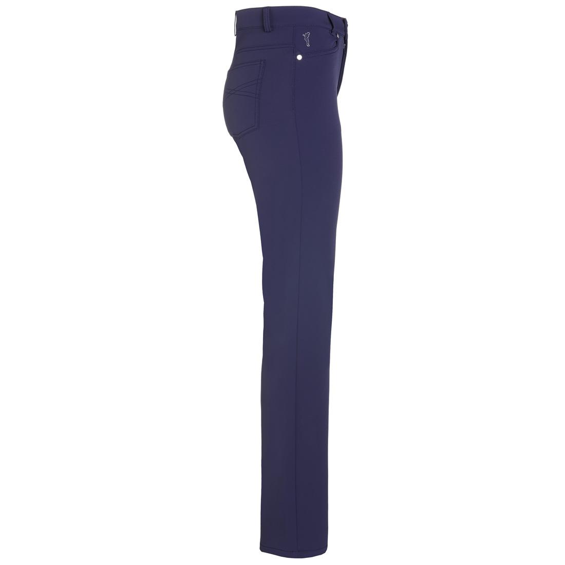 4-Wege Thermo Stretch Hose Blau