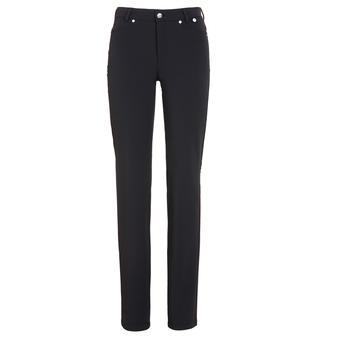 4-way stretch thermal trousers  Grey