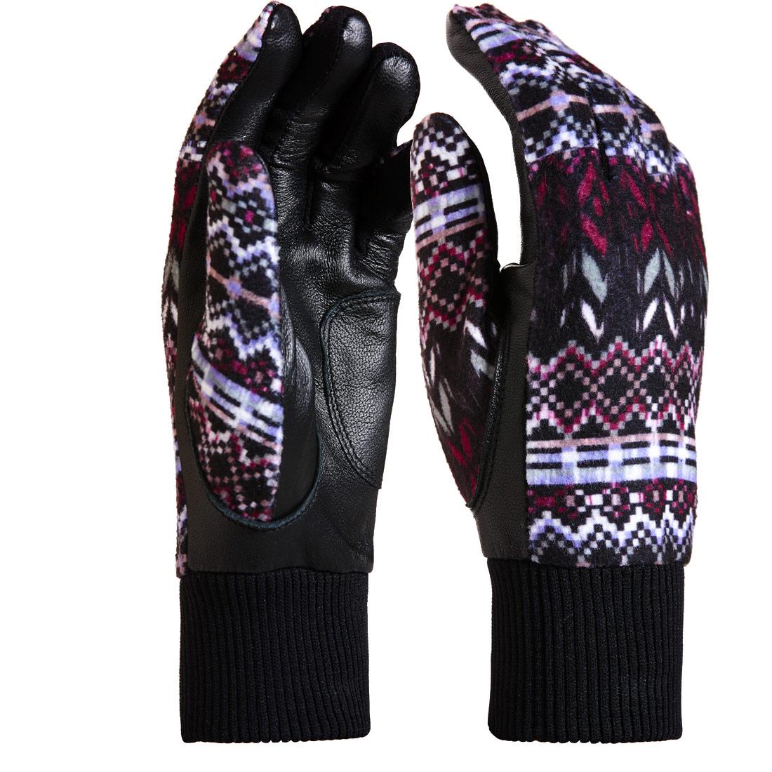 Winter Golf Handschuhe Schwarz