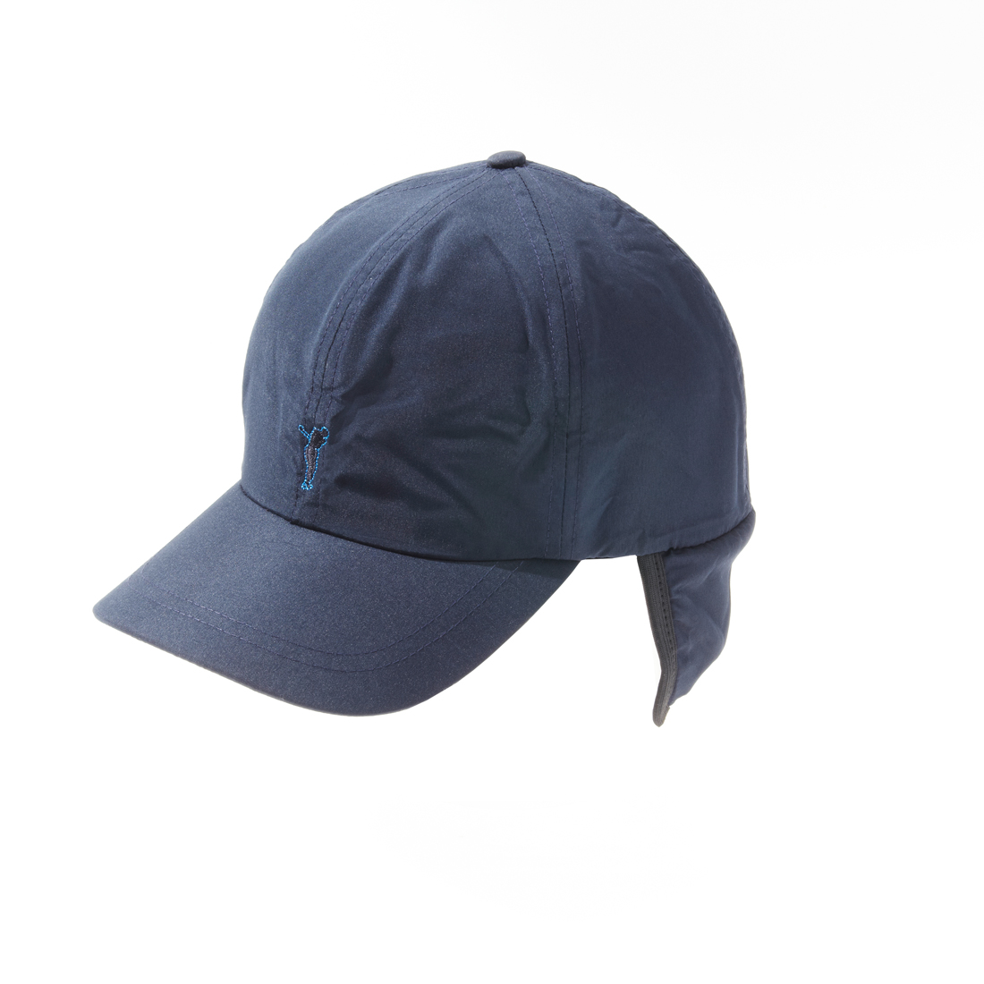 Cap mit Ohrenklappen Navy