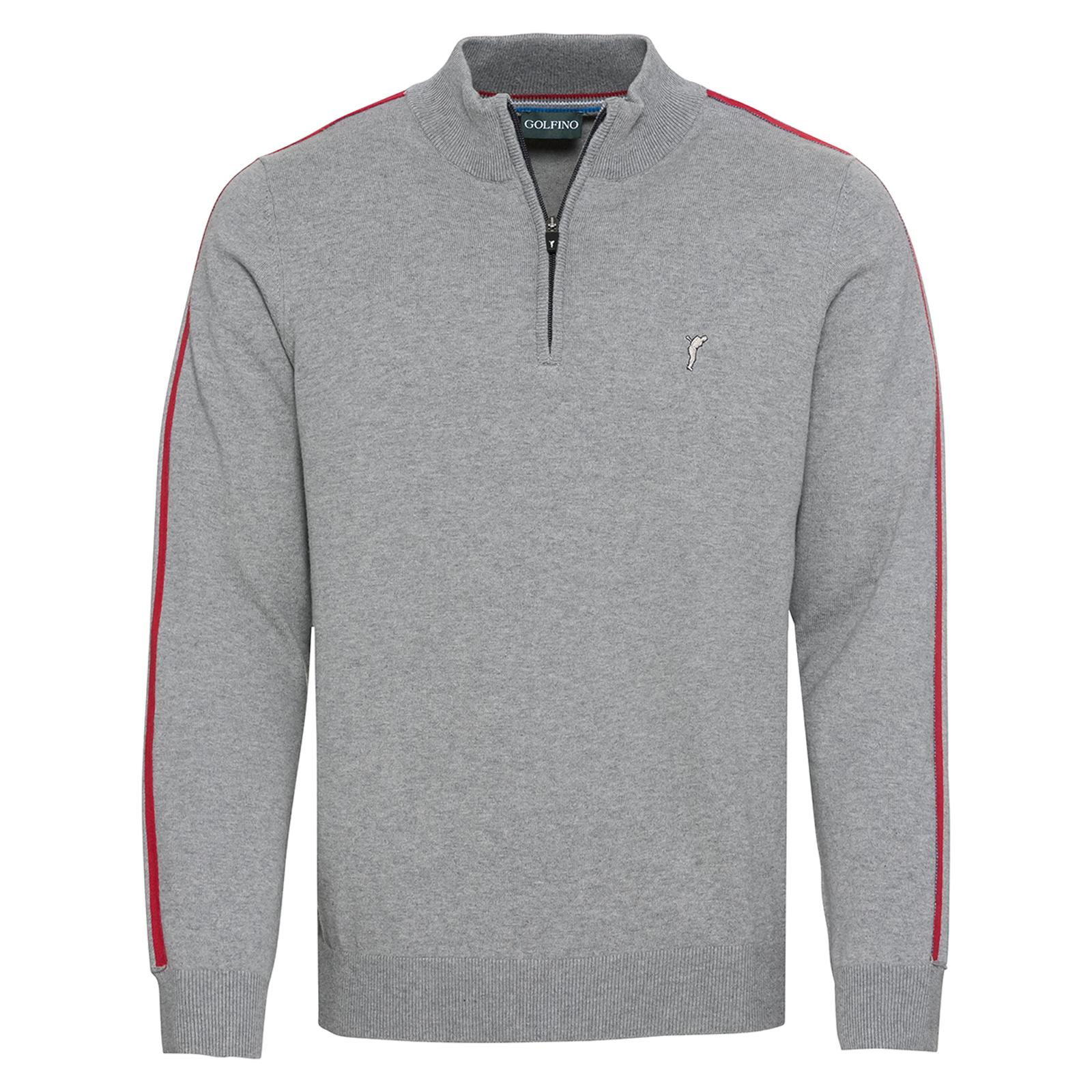 Komfortabler Herren Merino Golf Sweater
