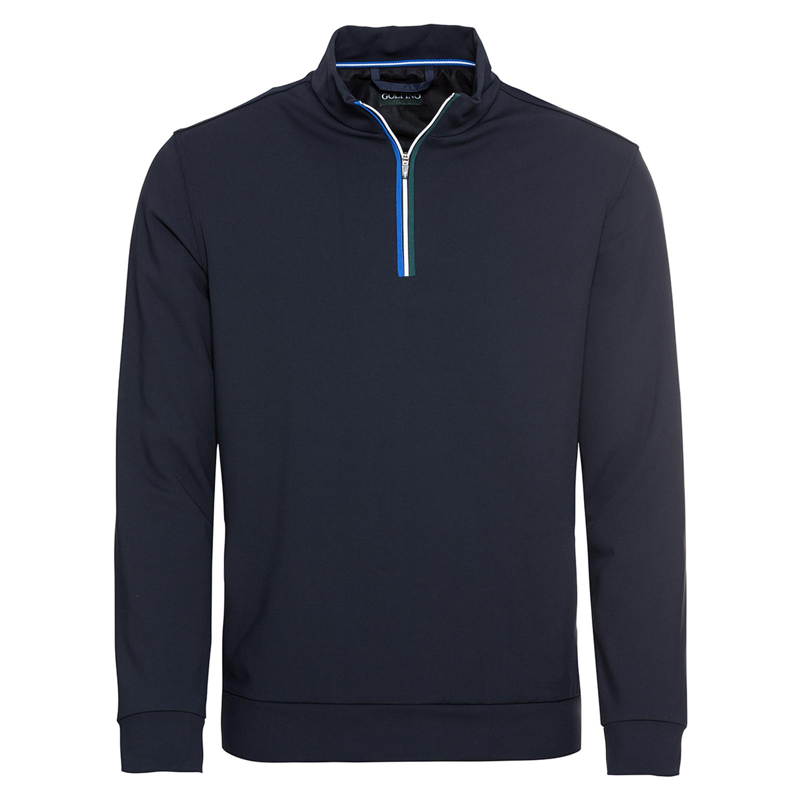 Herren Windstopper Golf Pullover
