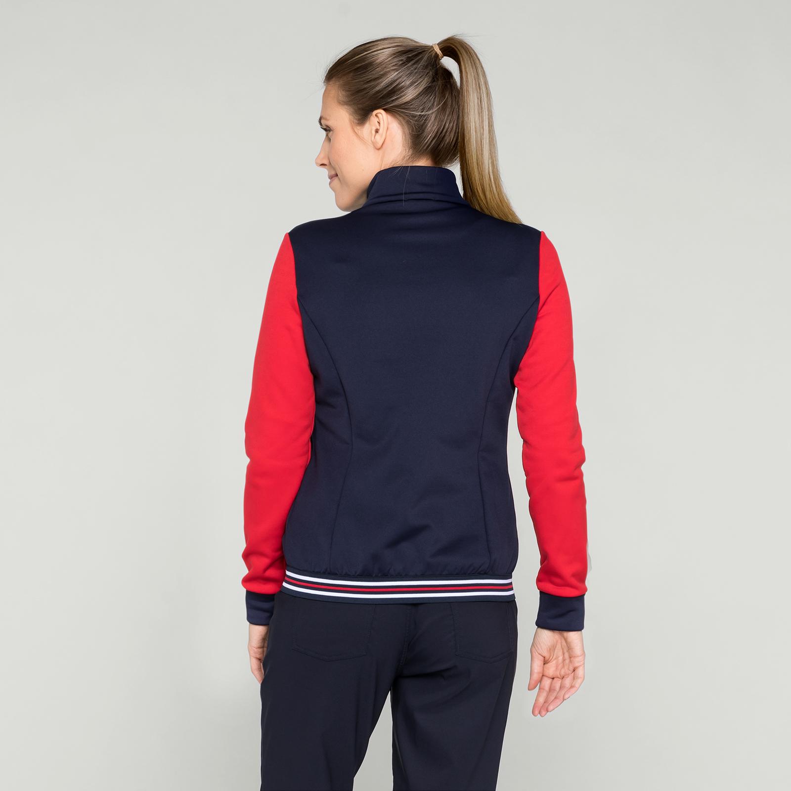 Sportliche Damen Golf Jacke