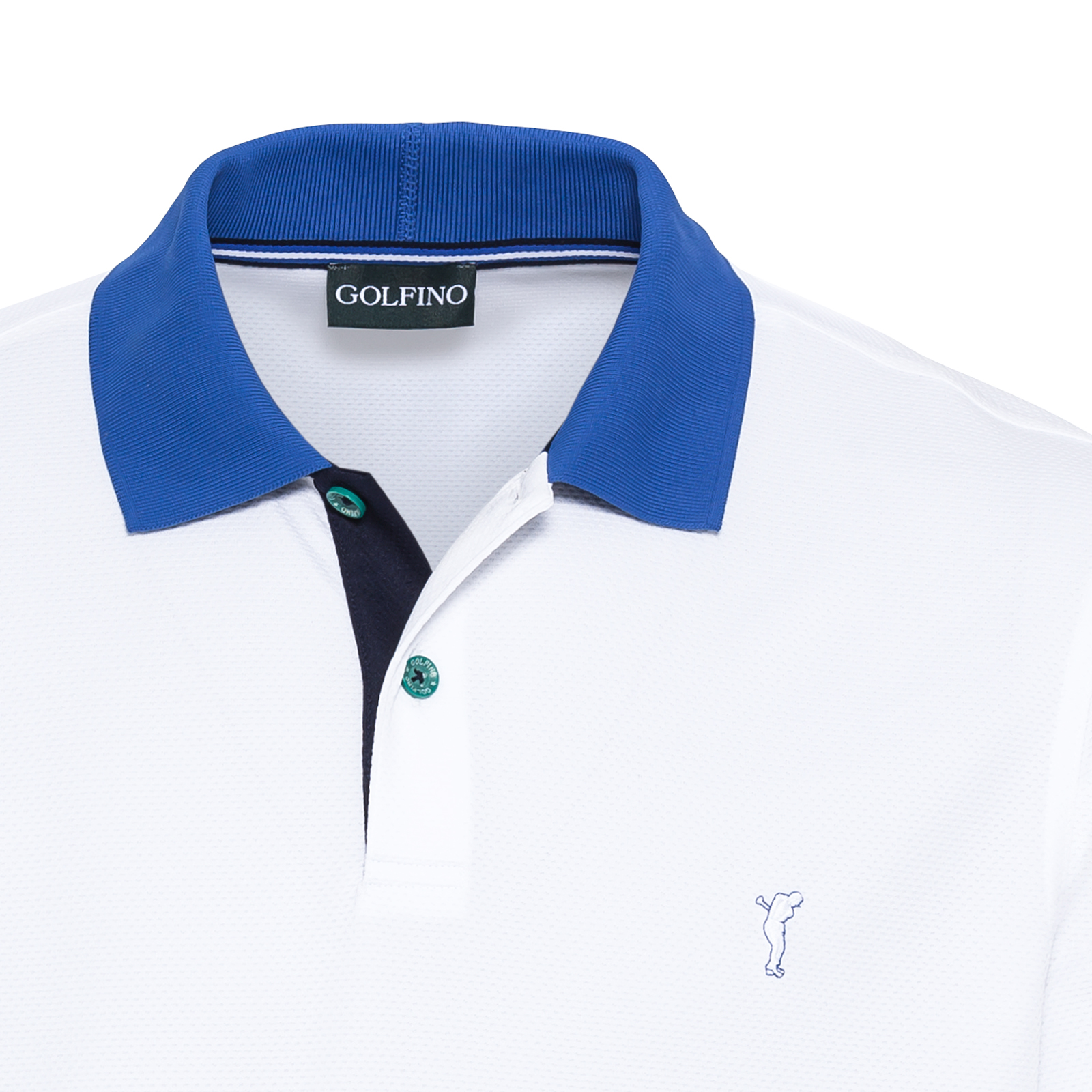 Robustes Herren Golf Polo