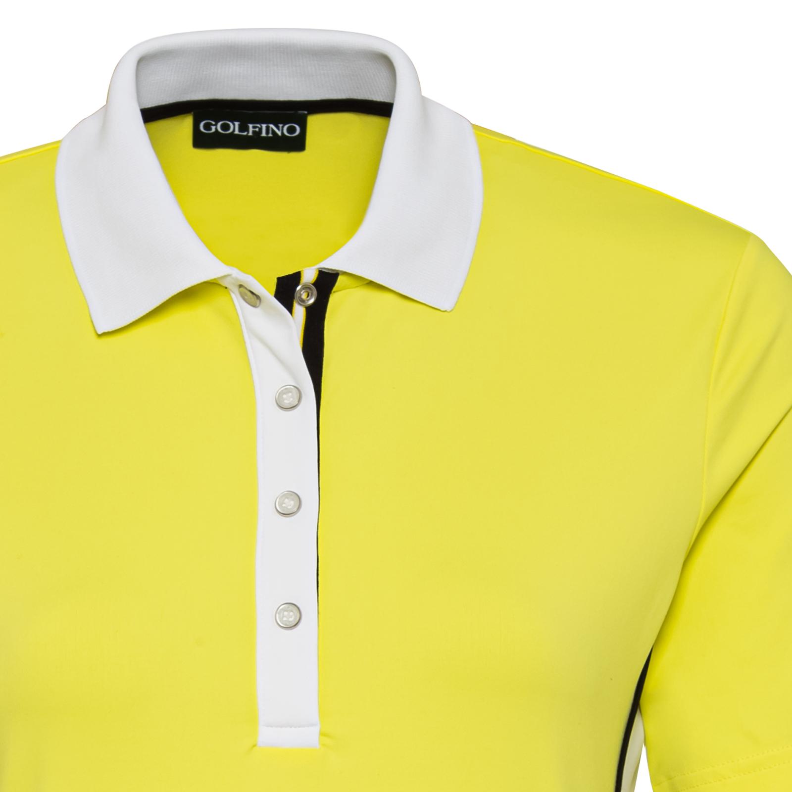 Damen UV-Schutz Golf Polo