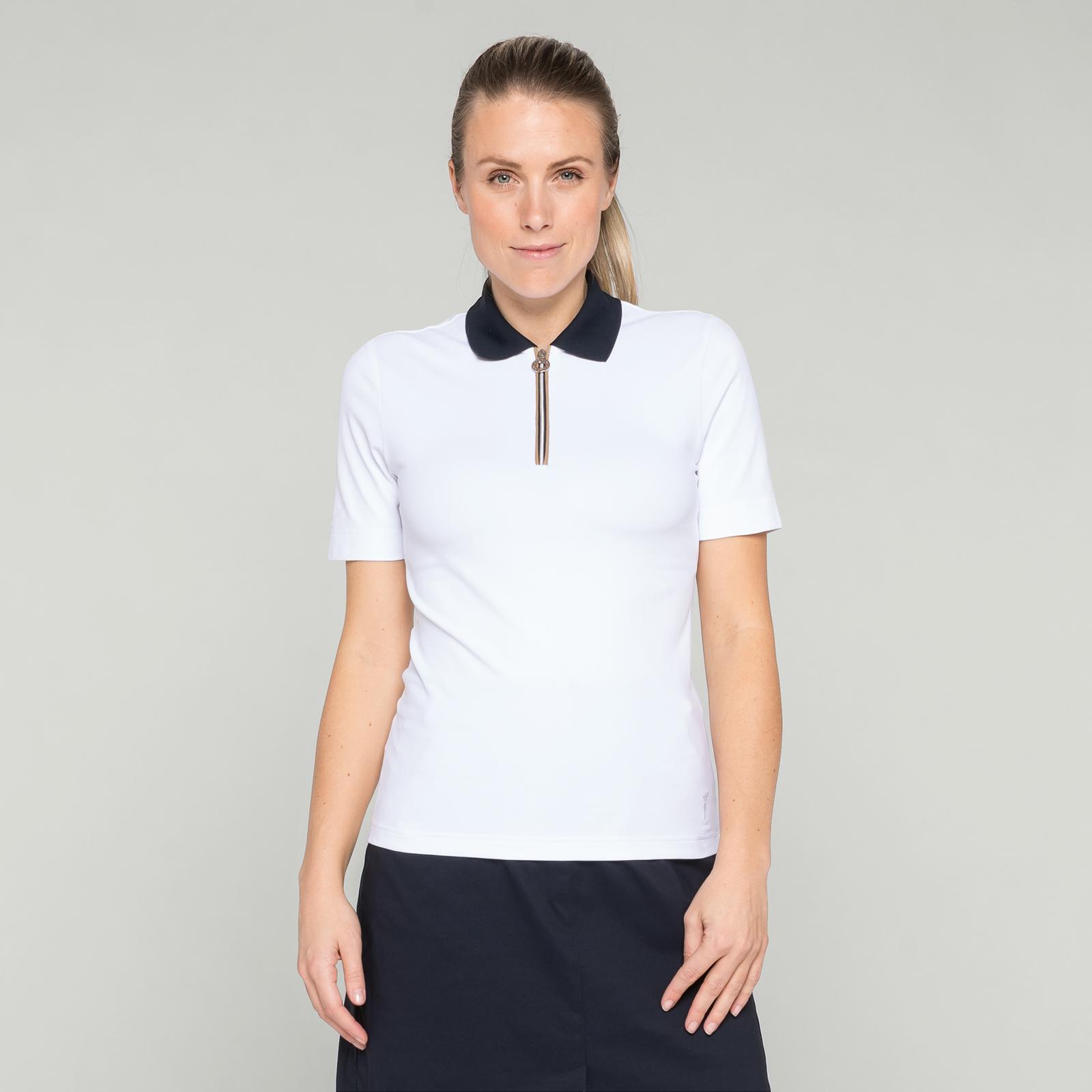 Damen Golf Polo mit Sonnenschutz